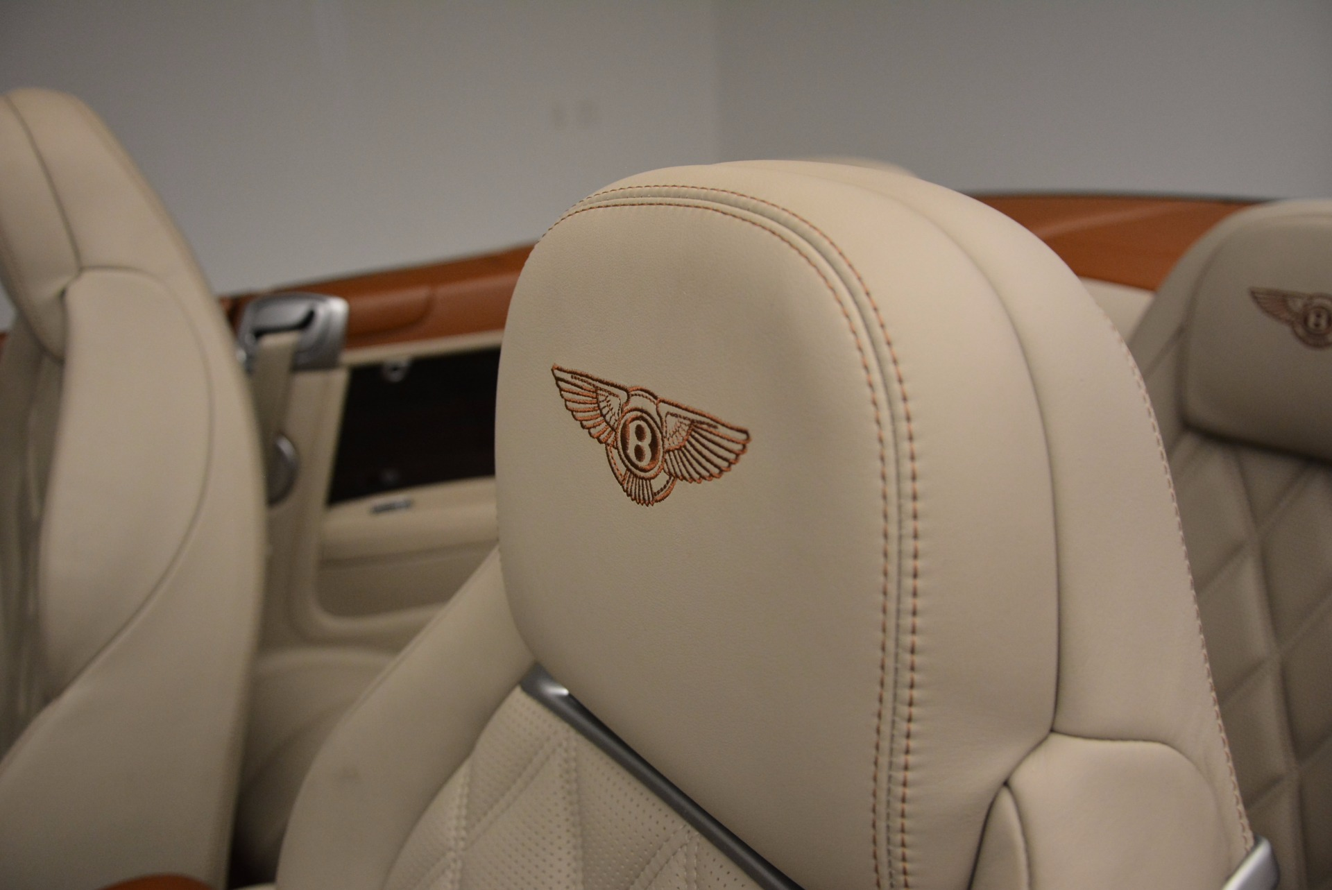 Used 2013 Bentley Continental GTC V8  For Sale In Greenwich, CT 675_p42
