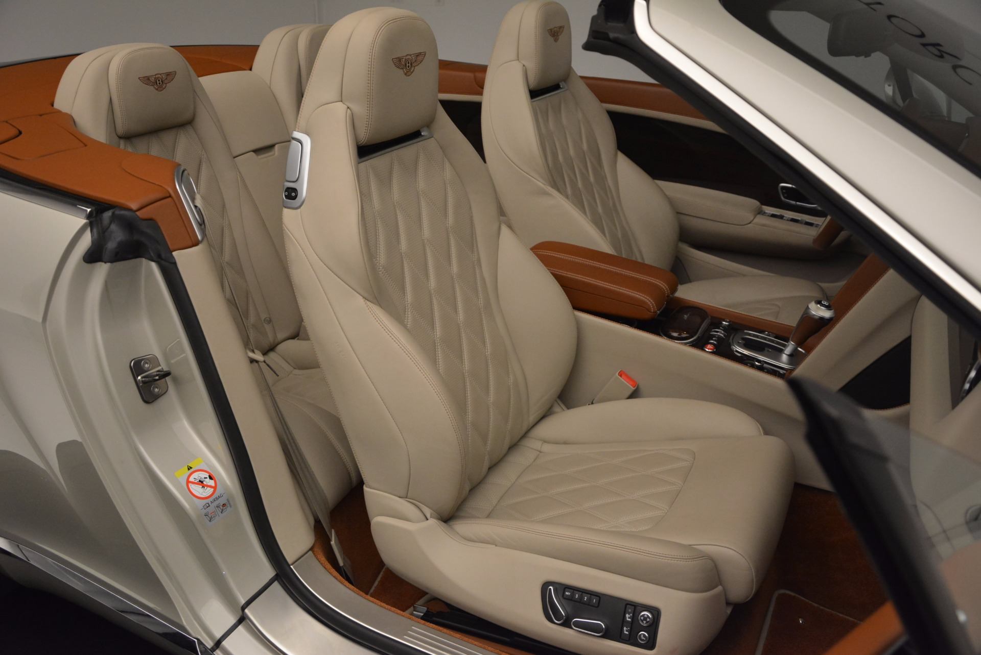 Used 2013 Bentley Continental GTC V8  For Sale In Greenwich, CT 675_p46