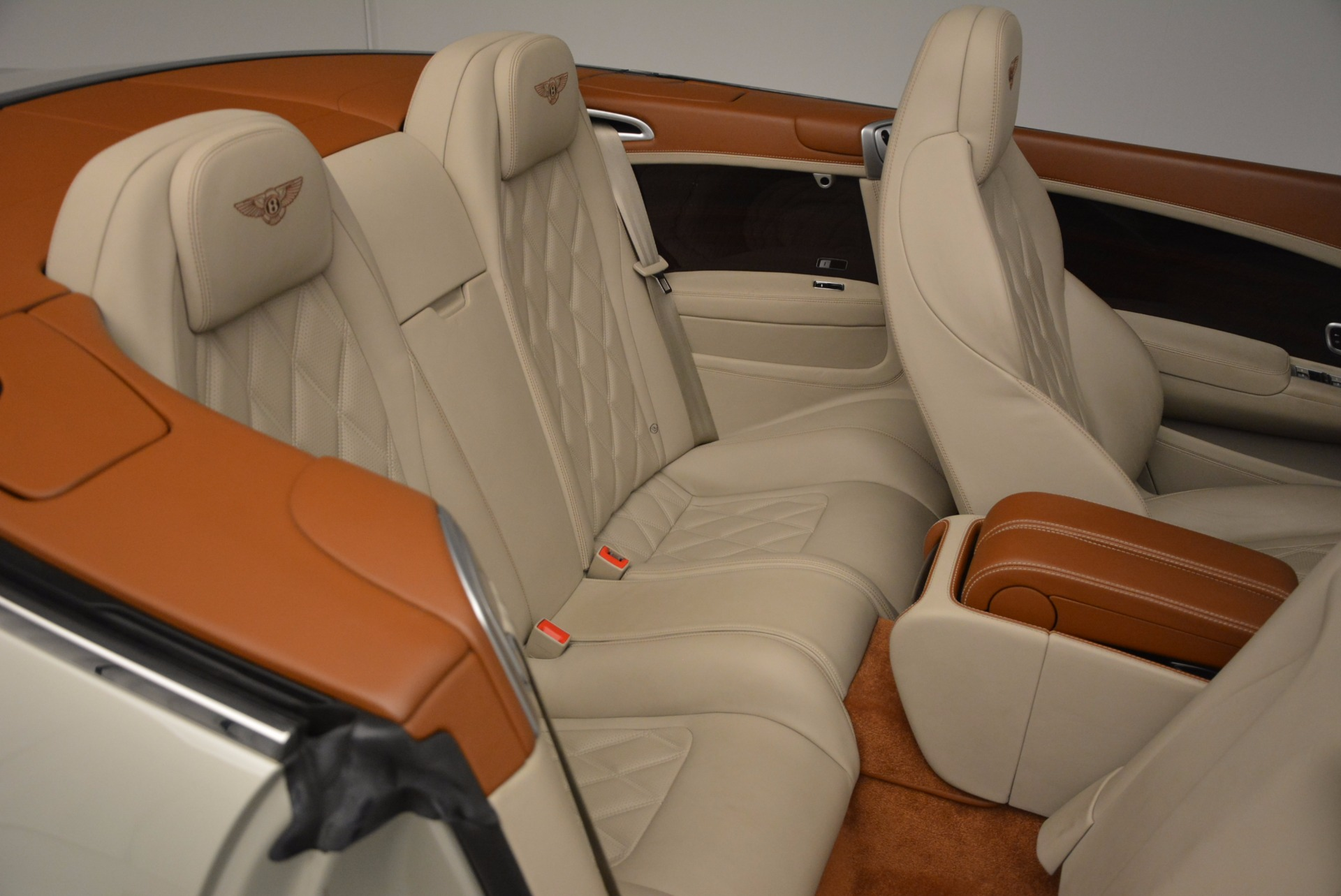 Used 2013 Bentley Continental GTC V8  For Sale In Greenwich, CT 675_p47
