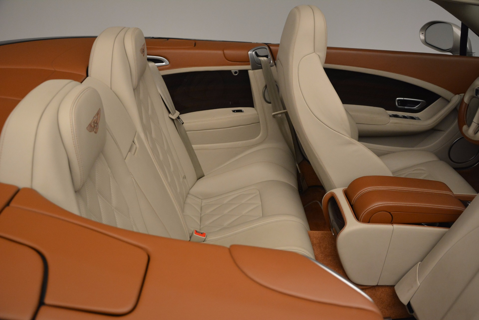 Used 2013 Bentley Continental GTC V8  For Sale In Greenwich, CT 675_p48