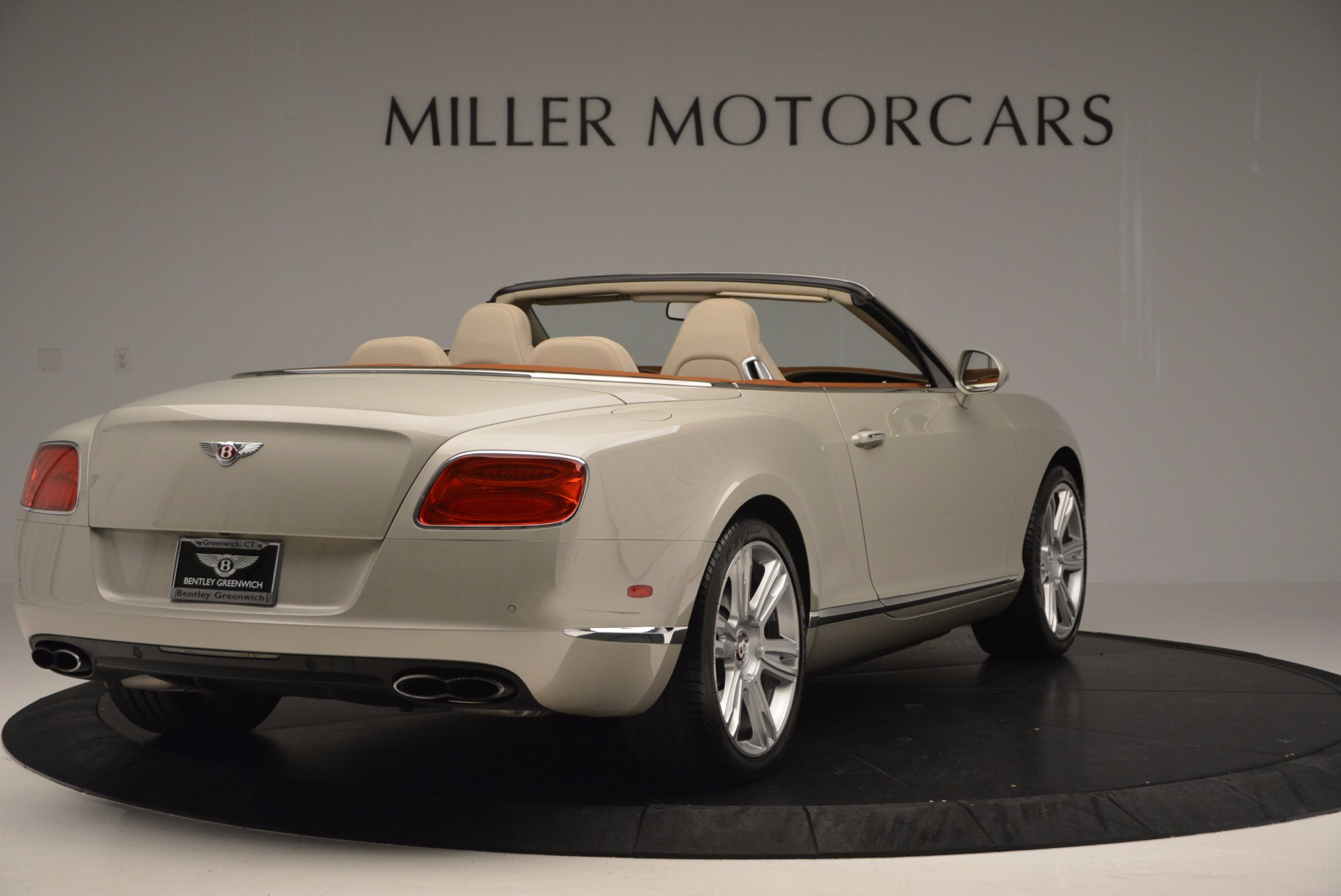 Used 2013 Bentley Continental GTC V8  For Sale In Greenwich, CT 675_p7