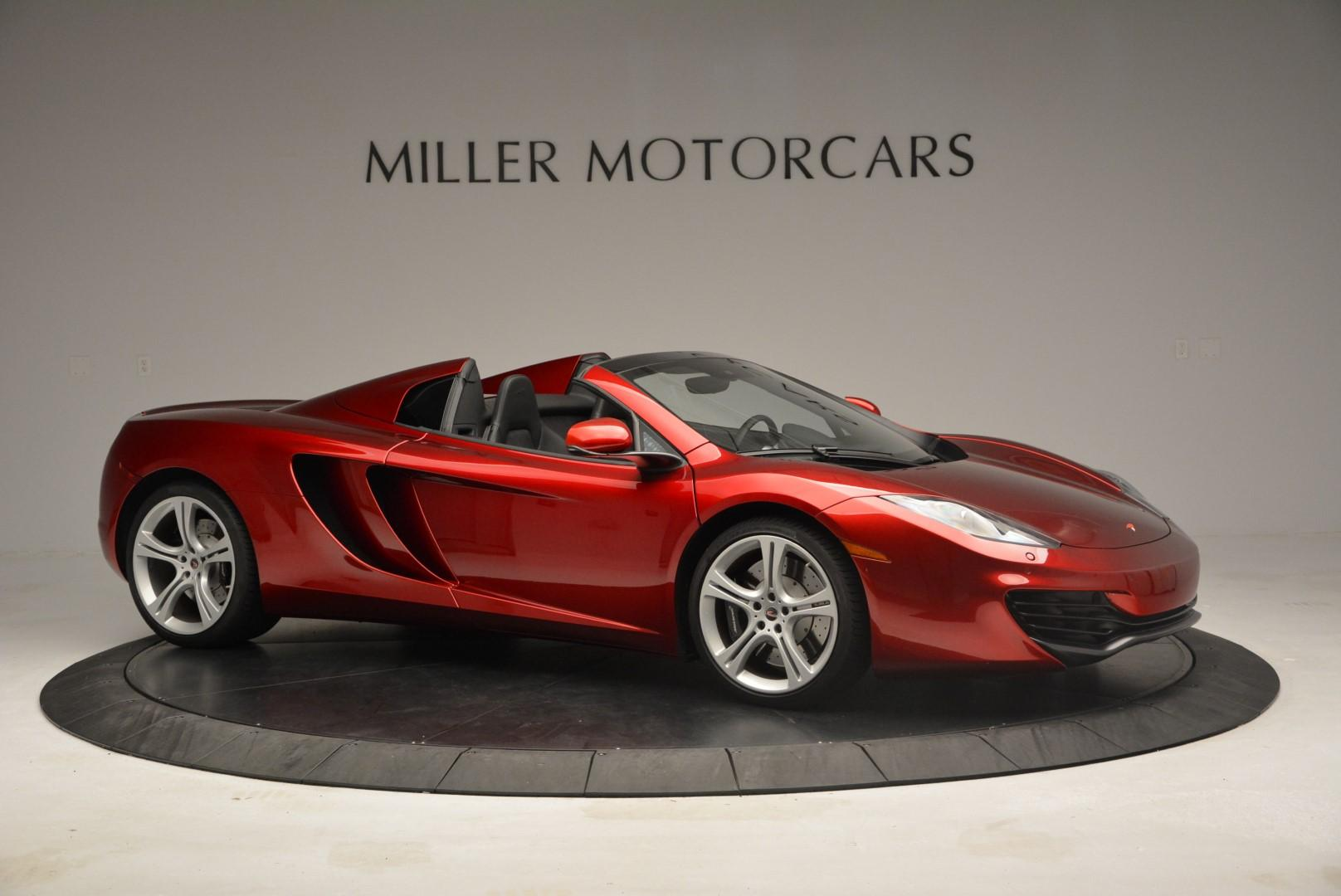 Used 2013 McLaren 12C Spider  For Sale In Greenwich, CT 68_p10