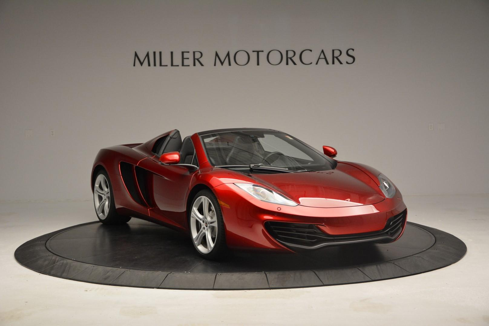 Used 2013 McLaren 12C Spider  For Sale In Greenwich, CT 68_p11