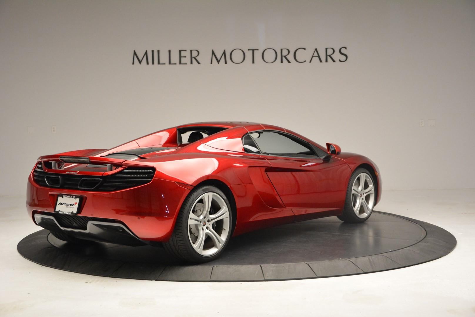 Used 2013 McLaren 12C Spider  For Sale In Greenwich, CT 68_p18