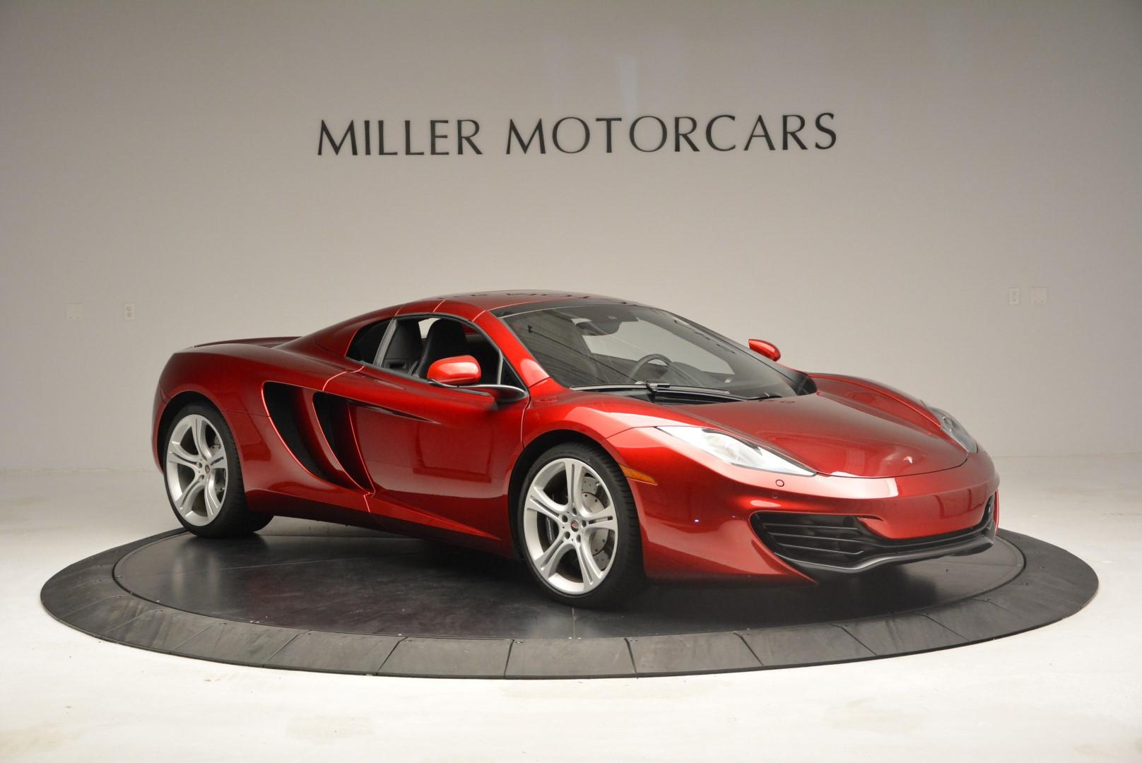 Used 2013 McLaren 12C Spider  For Sale In Greenwich, CT 68_p20