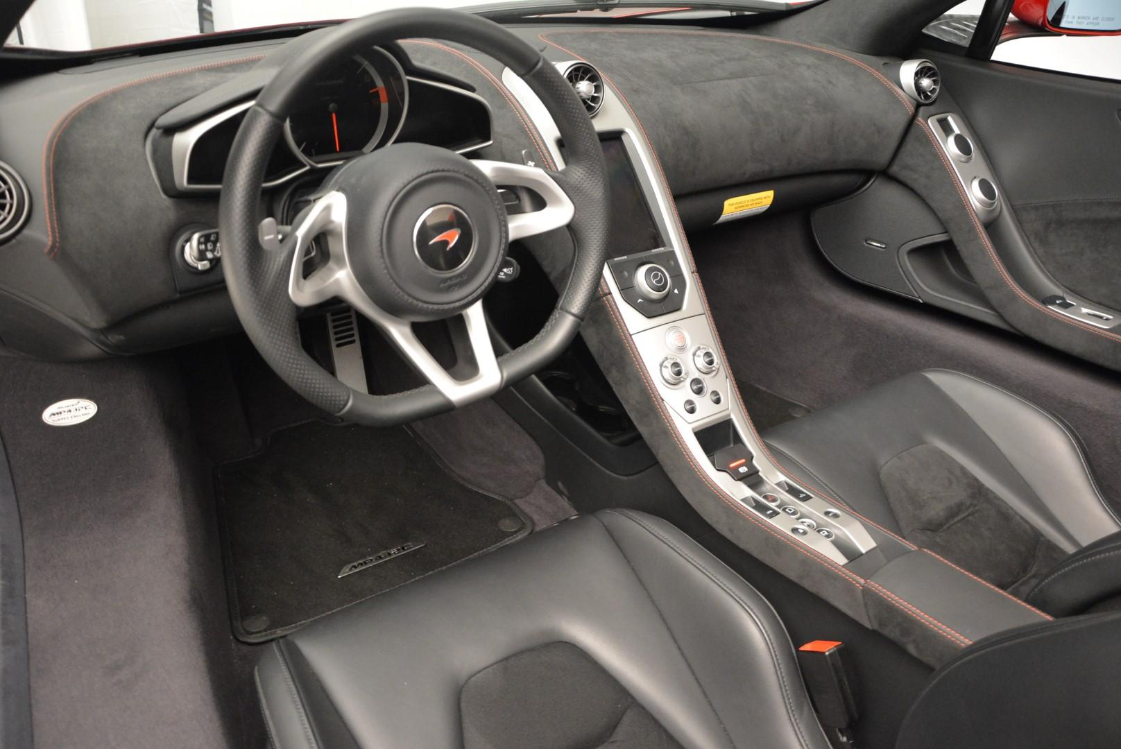 Used 2013 McLaren 12C Spider  For Sale In Greenwich, CT 68_p21