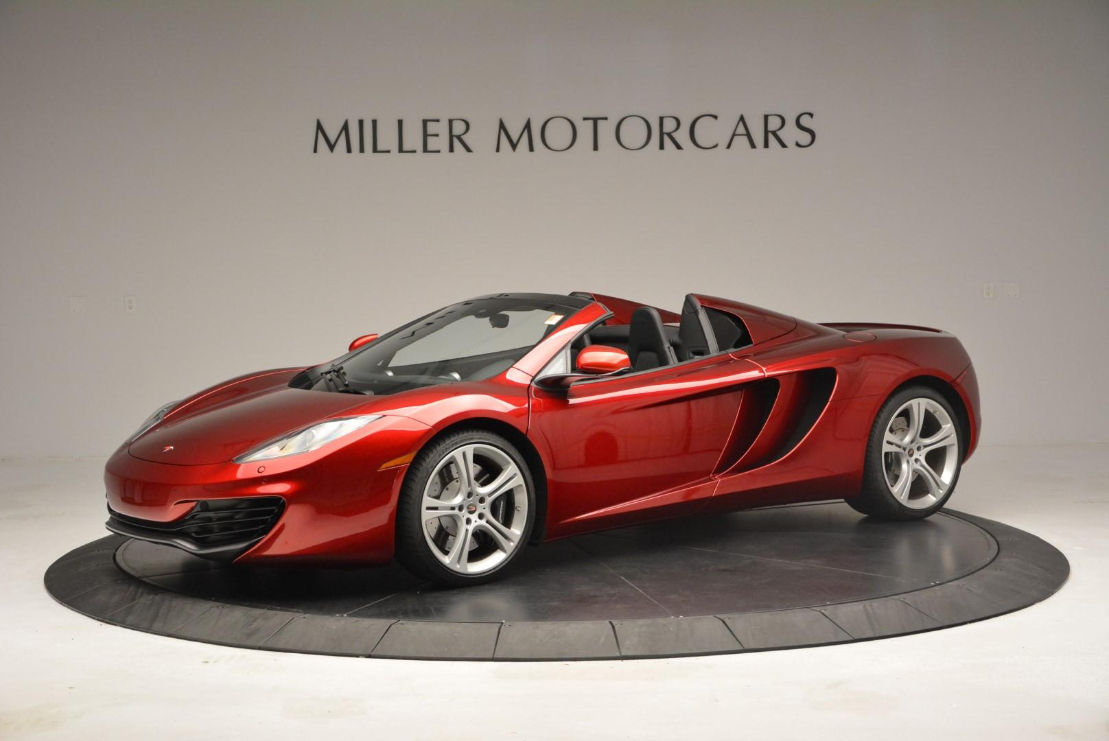 Used 2013 McLaren 12C Spider  For Sale In Greenwich, CT 68_p2