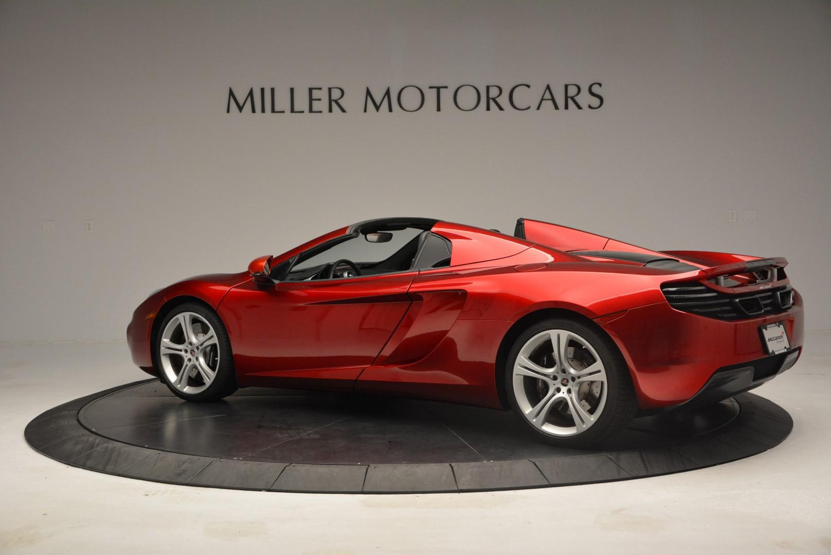 Used 2013 McLaren 12C Spider  For Sale In Greenwich, CT 68_p4