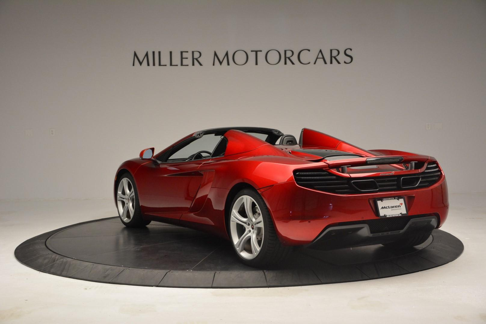 Used 2013 McLaren 12C Spider  For Sale In Greenwich, CT 68_p5