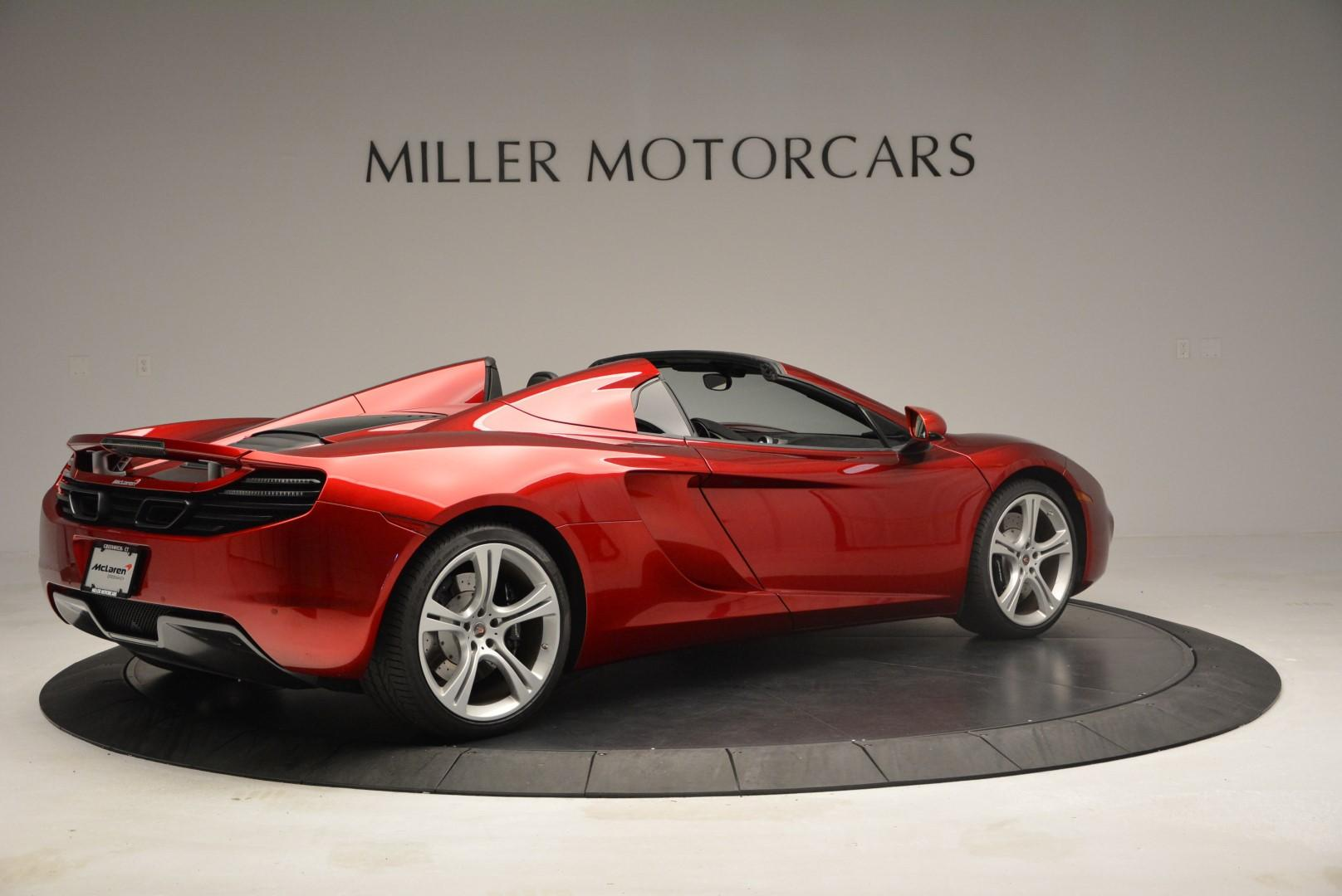 Used 2013 McLaren 12C Spider  For Sale In Greenwich, CT 68_p8