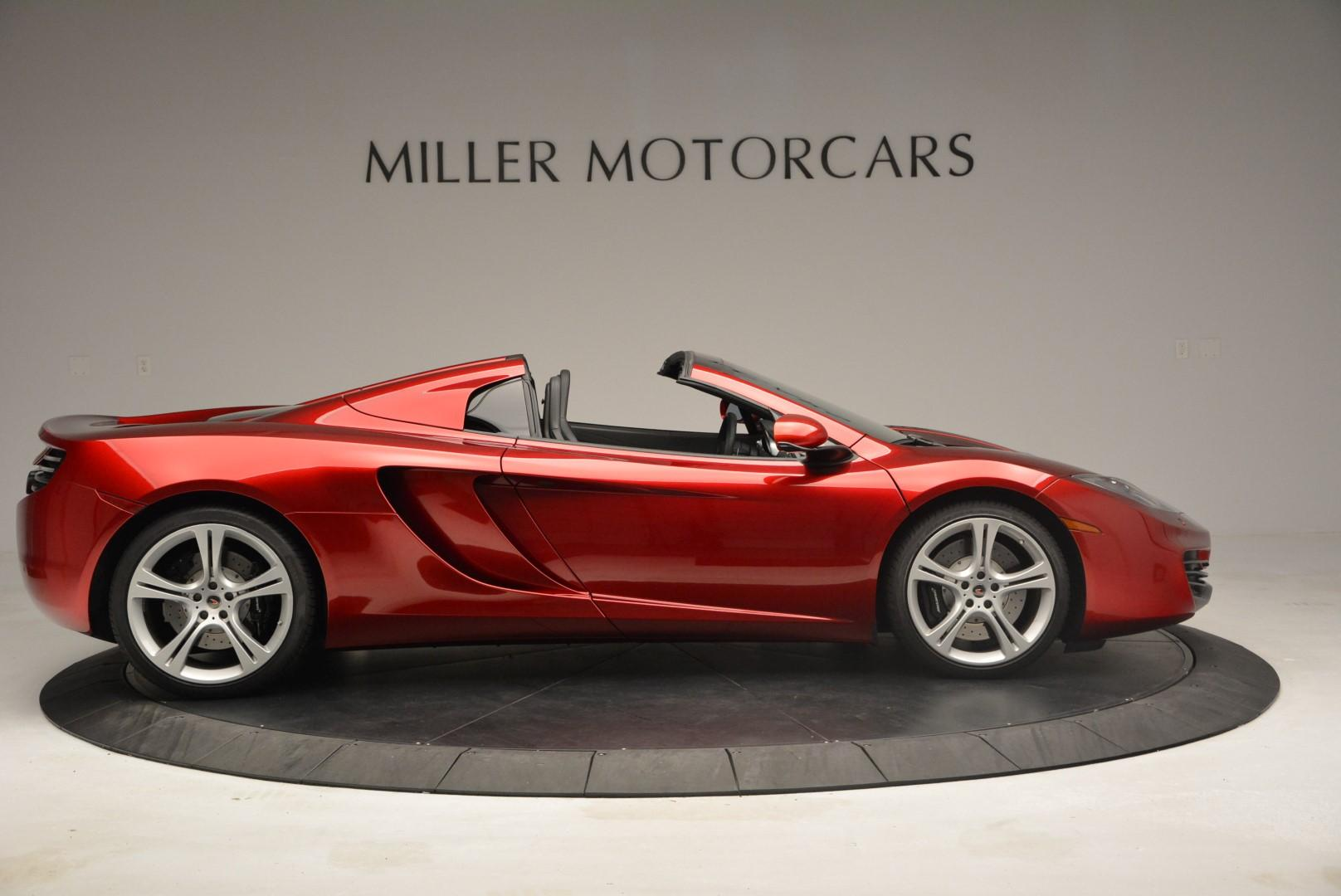 Used 2013 McLaren 12C Spider  For Sale In Greenwich, CT 68_p9
