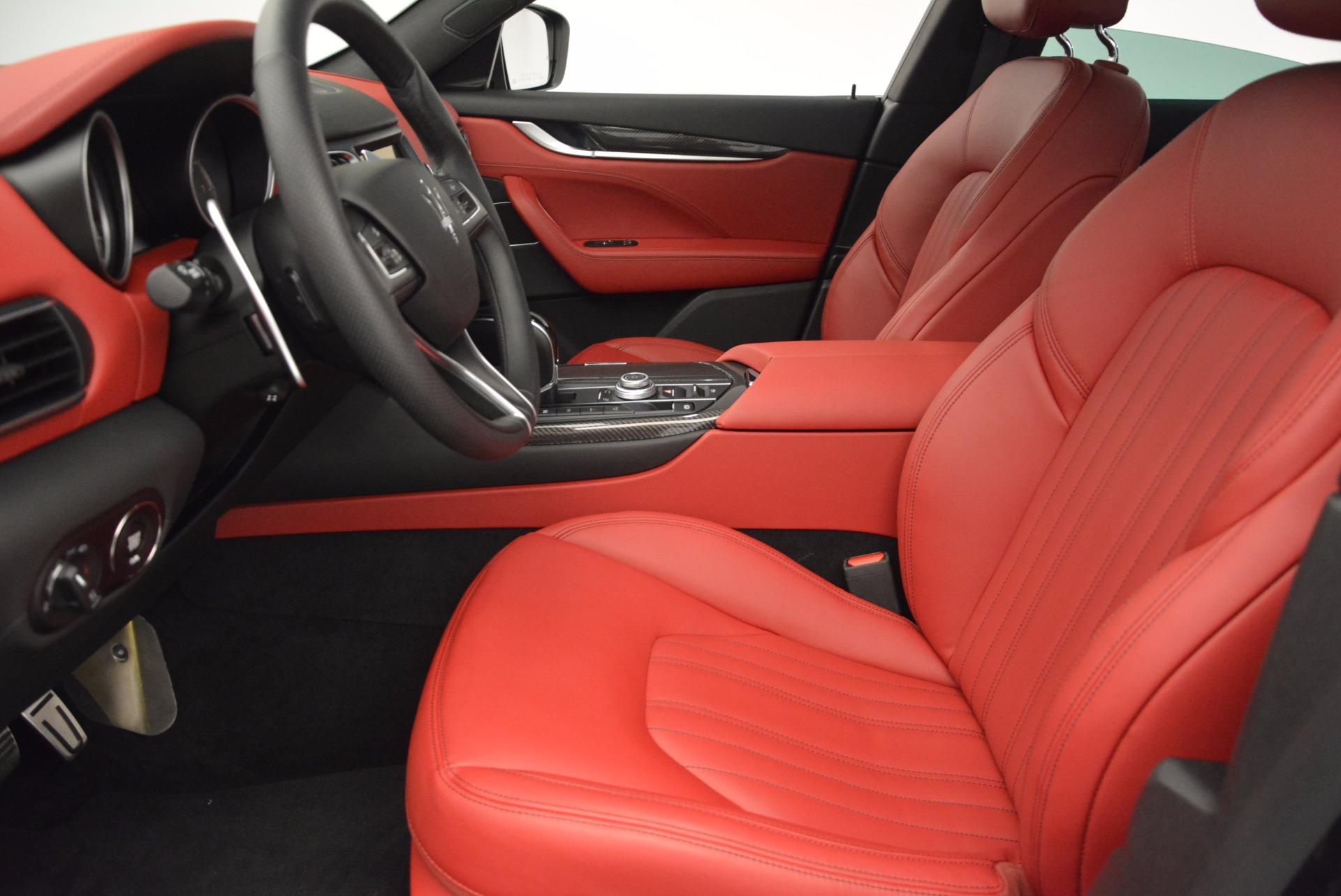 Used 2017 Maserati Levante S Q4 For Sale In Greenwich, CT 681_p14