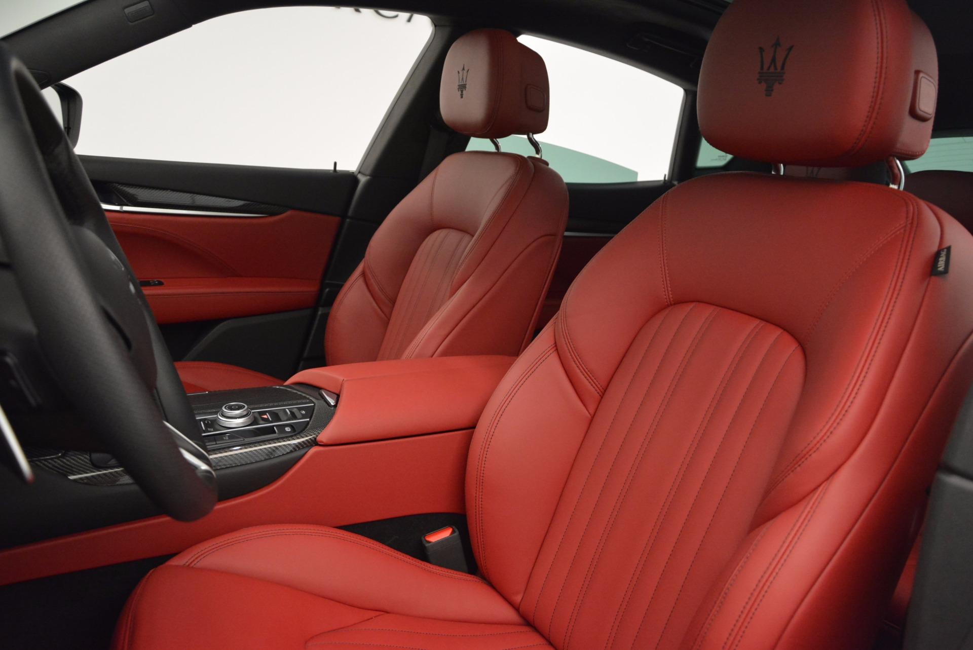Used 2017 Maserati Levante S Q4 For Sale In Greenwich, CT 681_p15