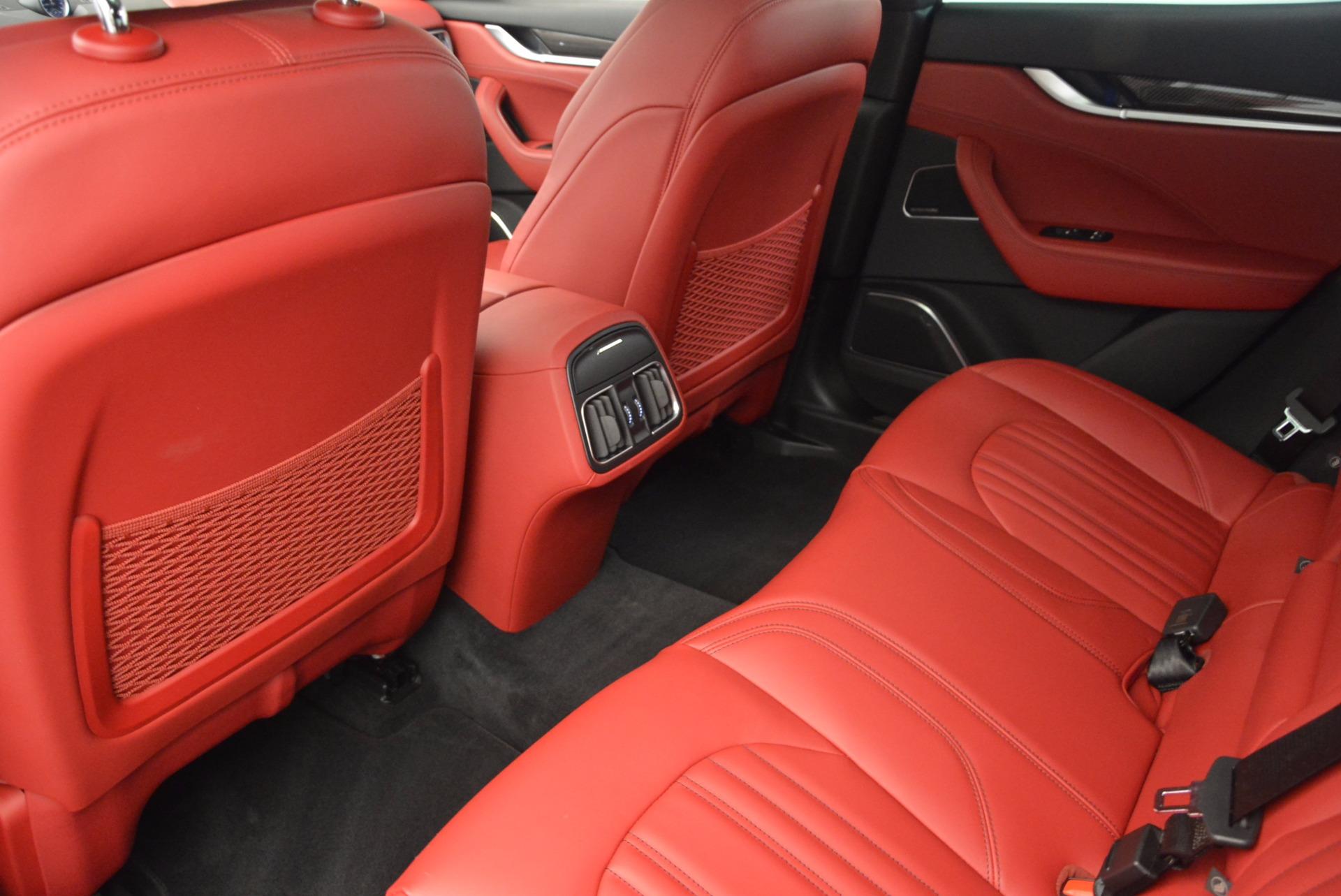 Used 2017 Maserati Levante S Q4 For Sale In Greenwich, CT 681_p17