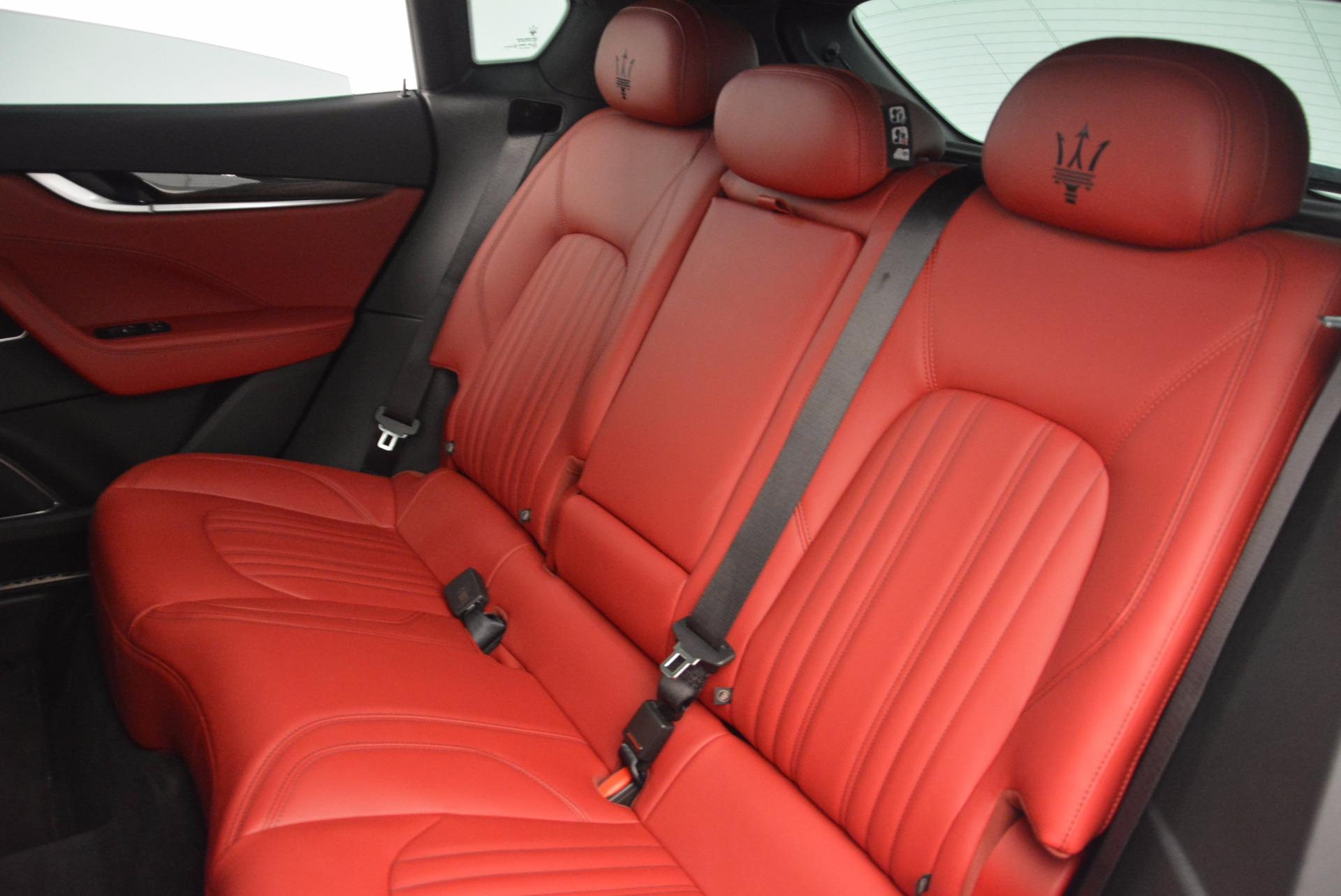 Used 2017 Maserati Levante S Q4 For Sale In Greenwich, CT 681_p19