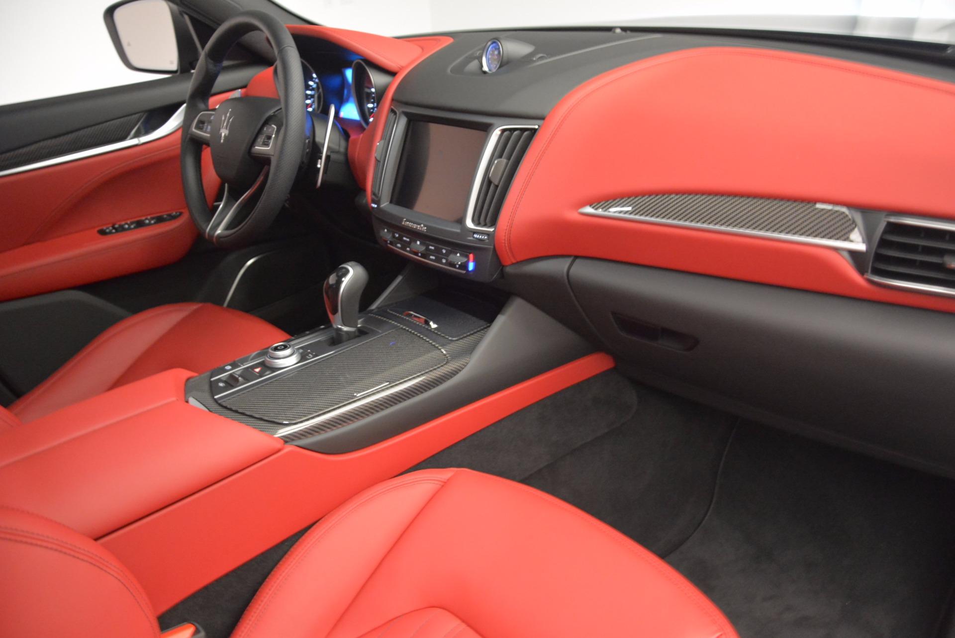 Used 2017 Maserati Levante S Q4 For Sale In Greenwich, CT 681_p20