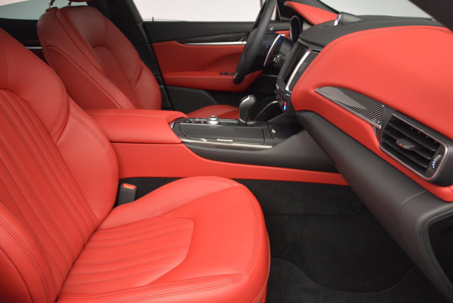 Used 2017 Maserati Levante S Q4 For Sale In Greenwich, CT 681_p21