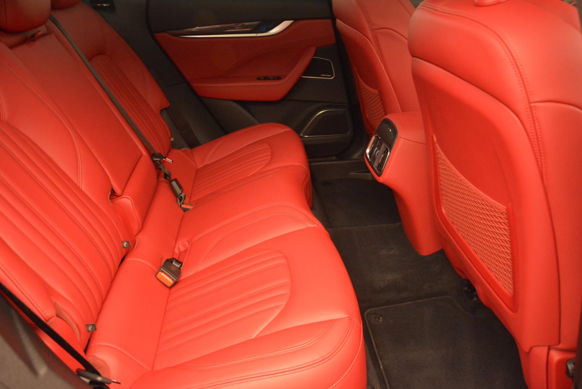 Used 2017 Maserati Levante S Q4 For Sale In Greenwich, CT 681_p24