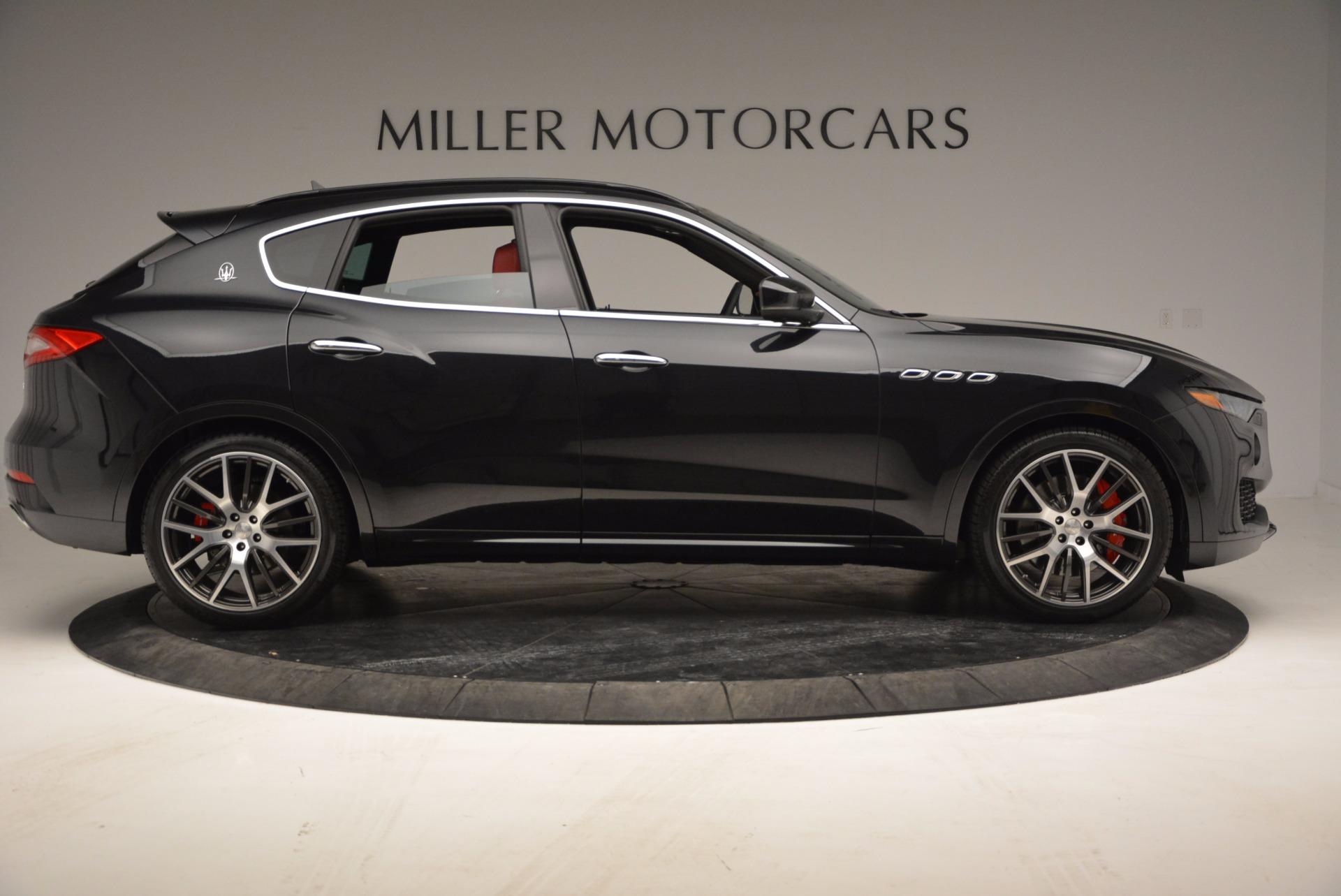Used 2017 Maserati Levante S Q4 For Sale In Greenwich, CT 681_p9