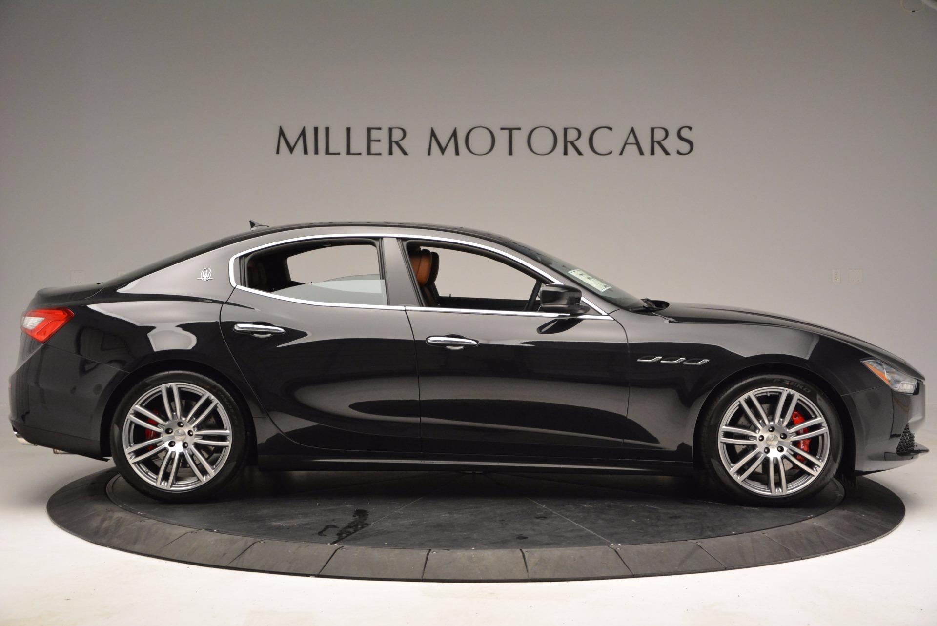 Used 2017 Maserati Ghibli S Q4 For Sale In Greenwich, CT 682_p9