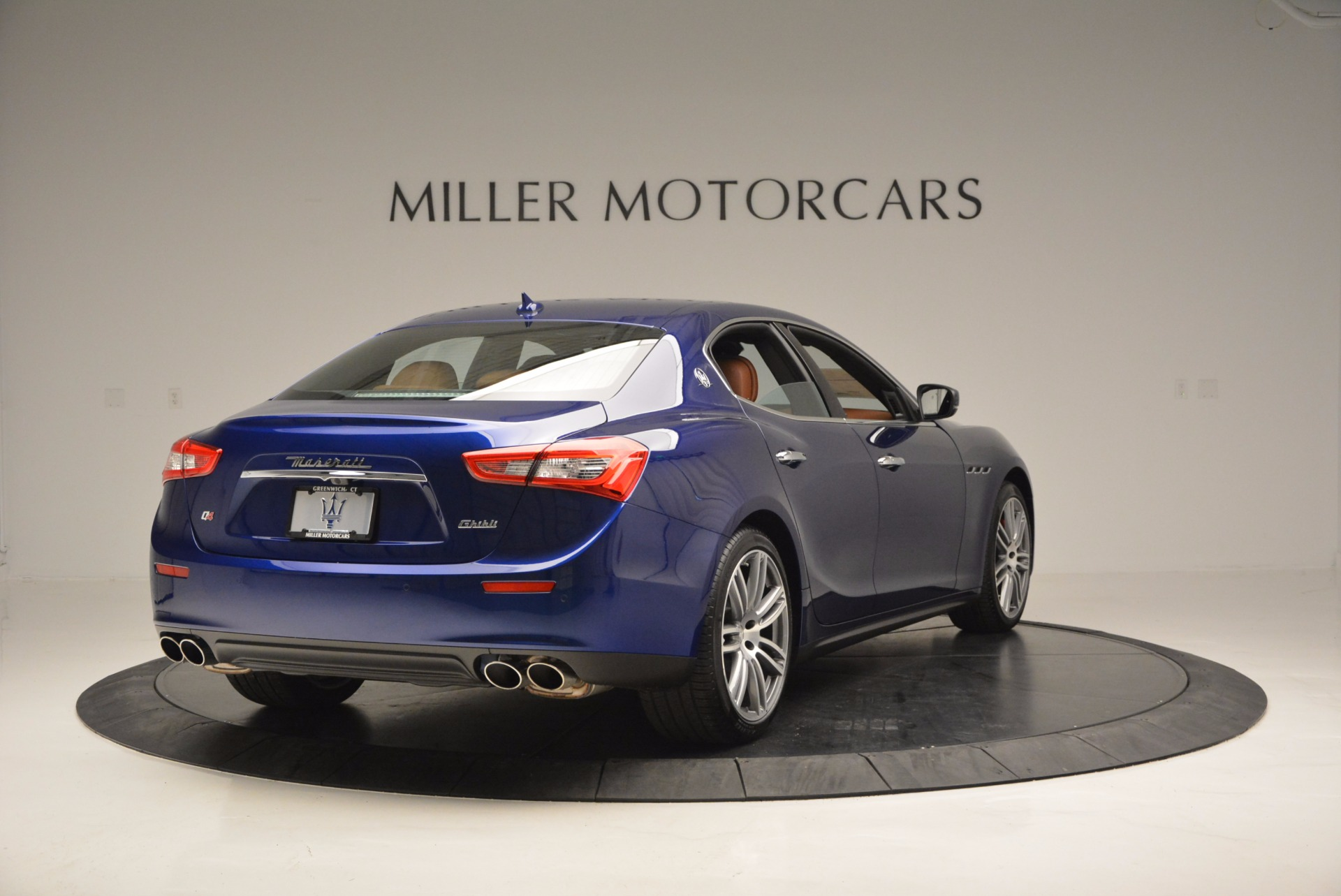 New 2017 Maserati Ghibli S Q4 For Sale In Greenwich, CT 683_p7