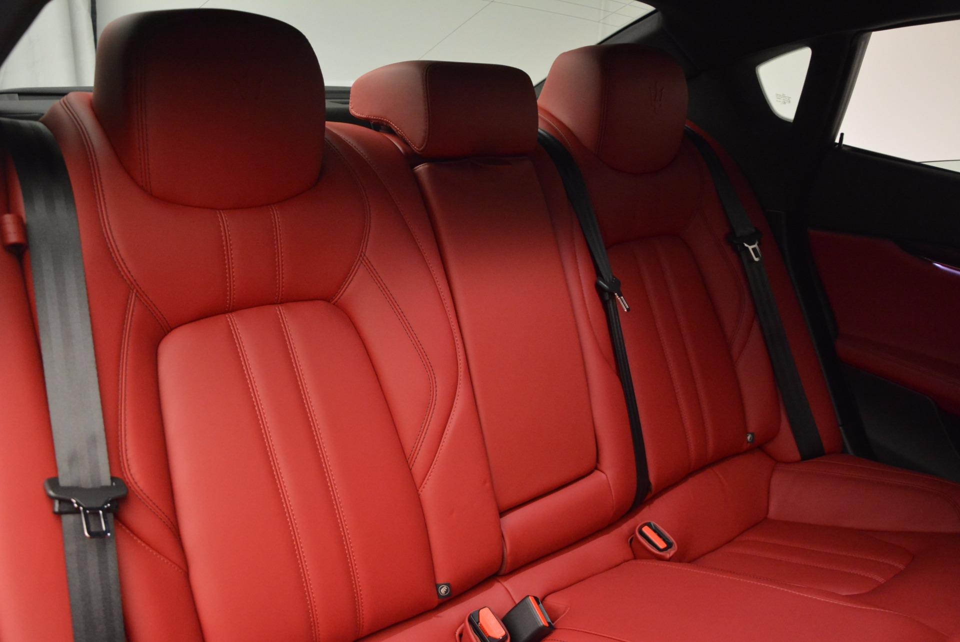 New 2017 Maserati Quattroporte S Q4 GranSport For Sale In Greenwich, CT 685_p22