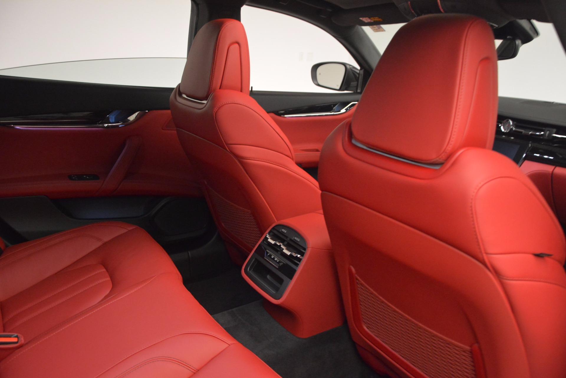 New 2017 Maserati Quattroporte S Q4 GranSport For Sale In Greenwich, CT 685_p24