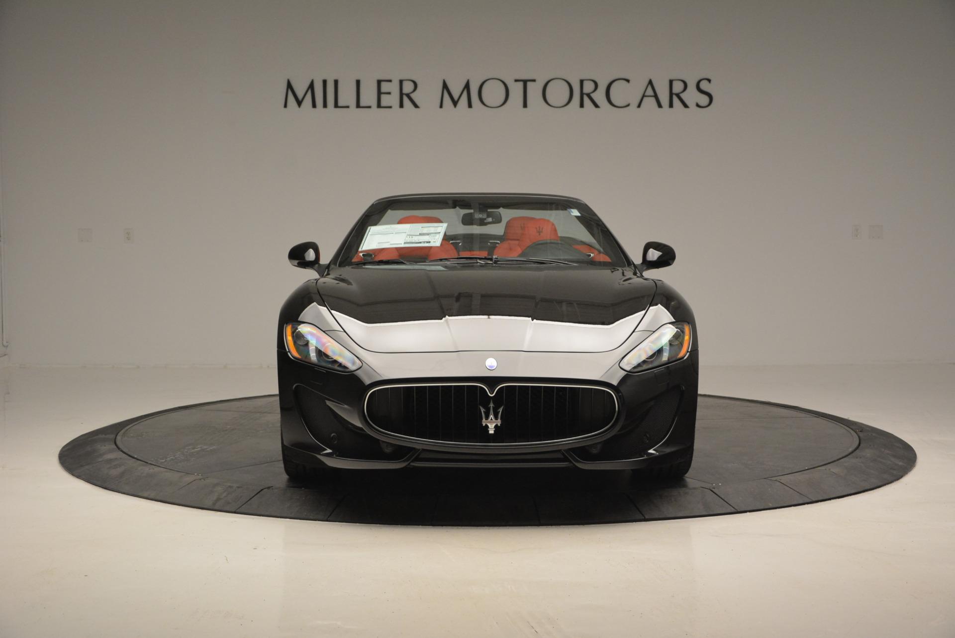 New 2017 Maserati GranTurismo Cab Sport For Sale In Greenwich, CT 687_p18