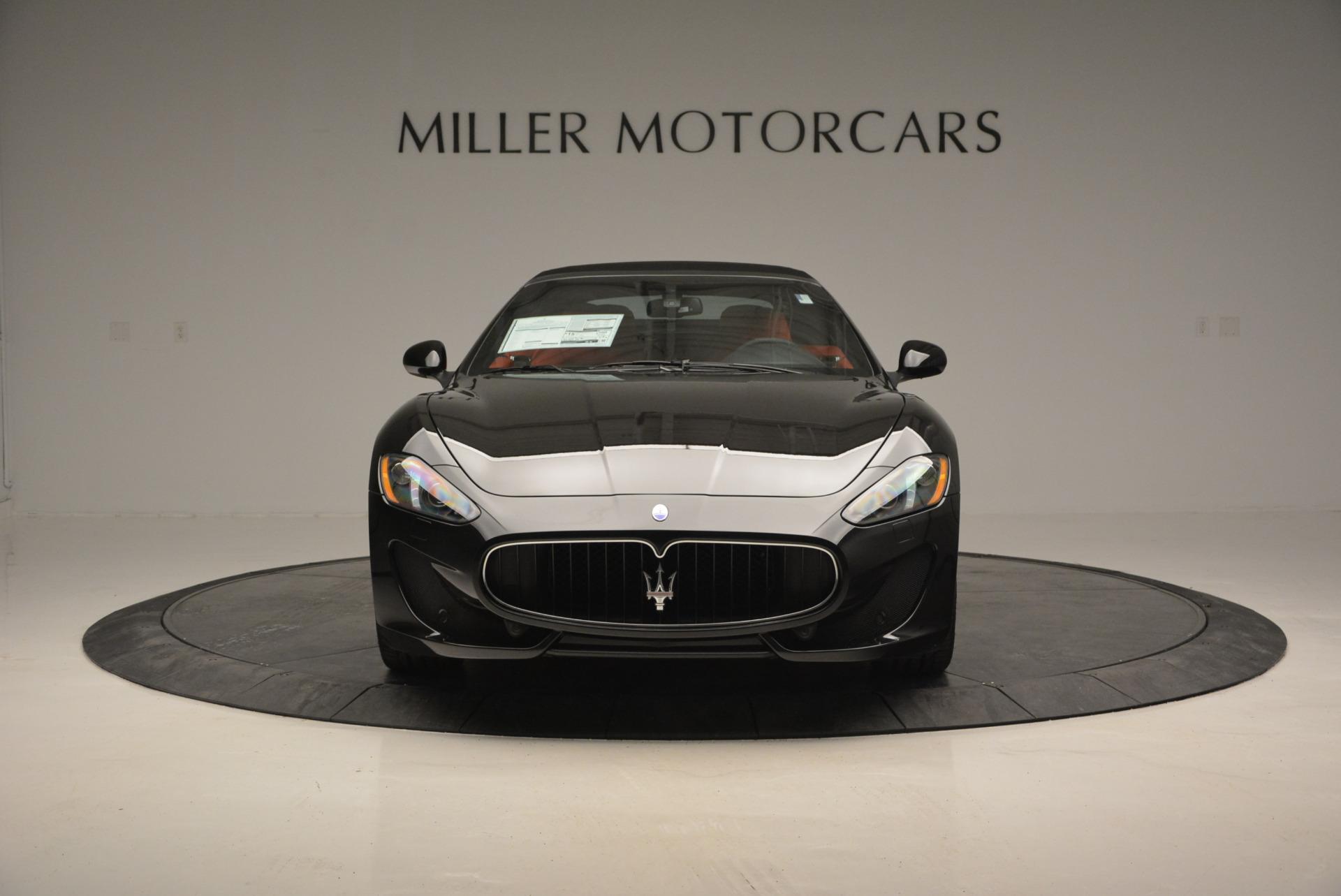New 2017 Maserati GranTurismo Cab Sport For Sale In Greenwich, CT 687_p19