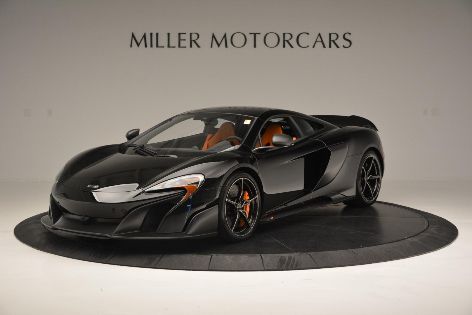 Used 2016 McLaren 675LT  For Sale In Greenwich, CT 69_main