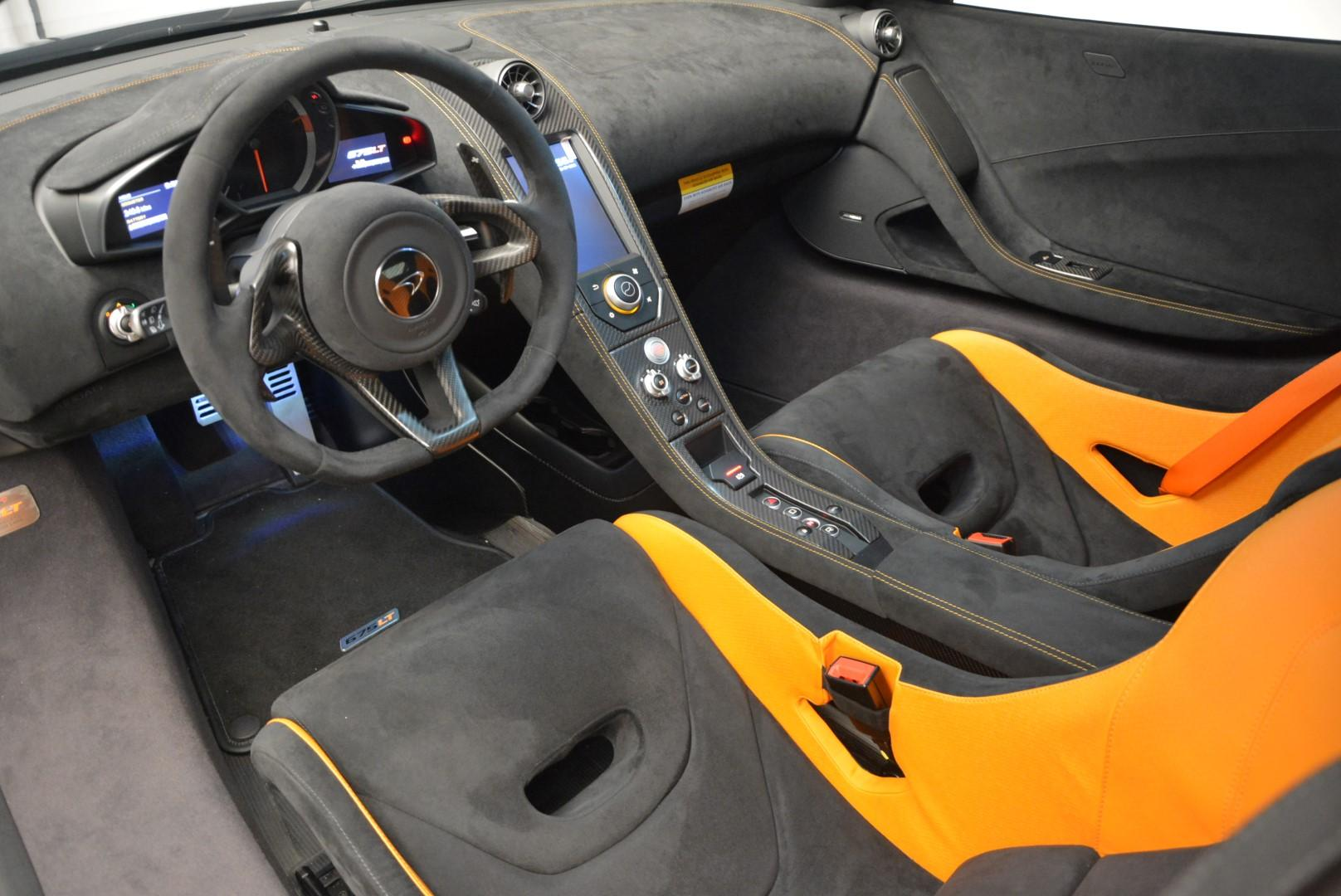 Used 2016 McLaren 675LT  For Sale In Greenwich, CT 69_p15