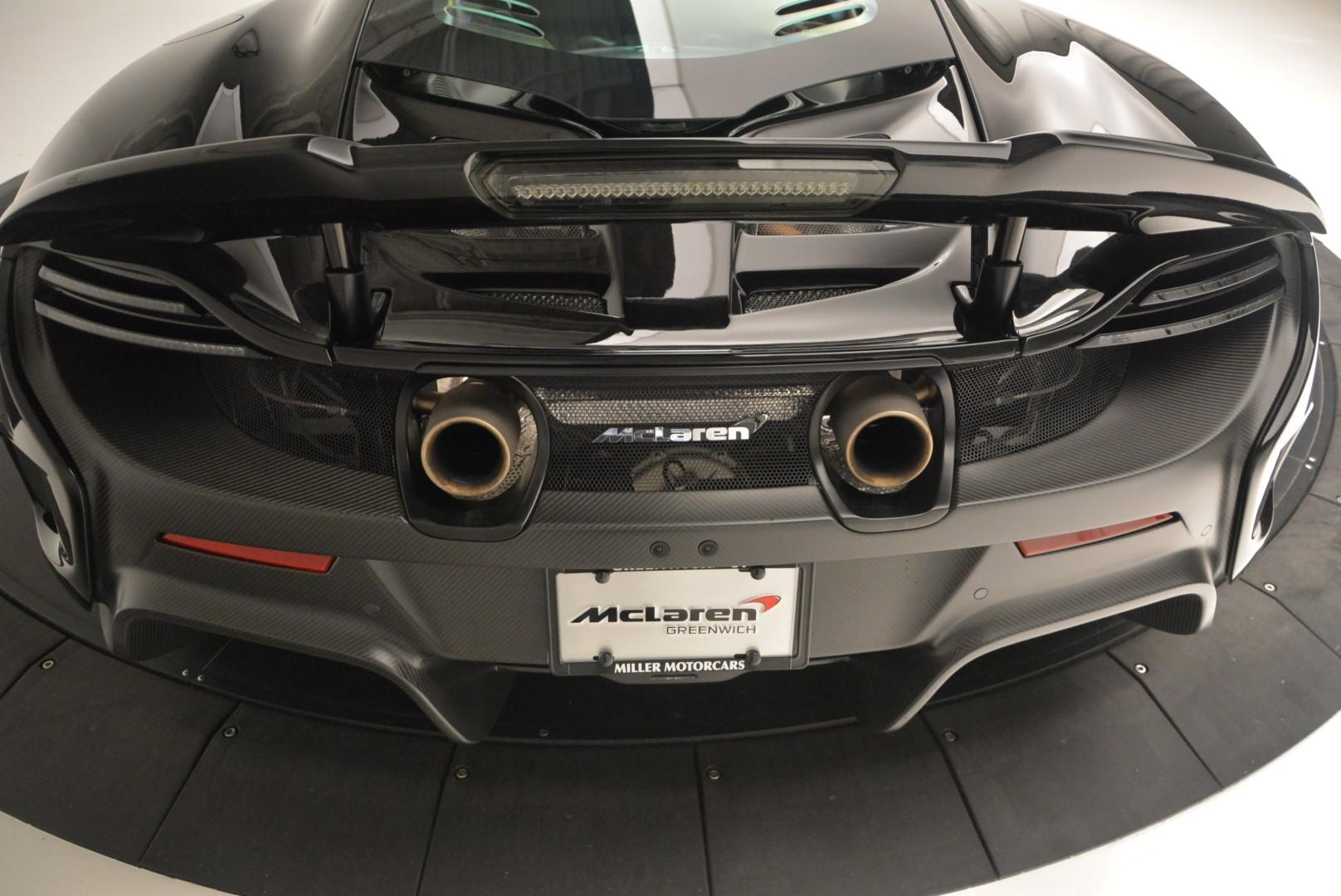 Used 2016 McLaren 675LT  For Sale In Greenwich, CT 69_p28