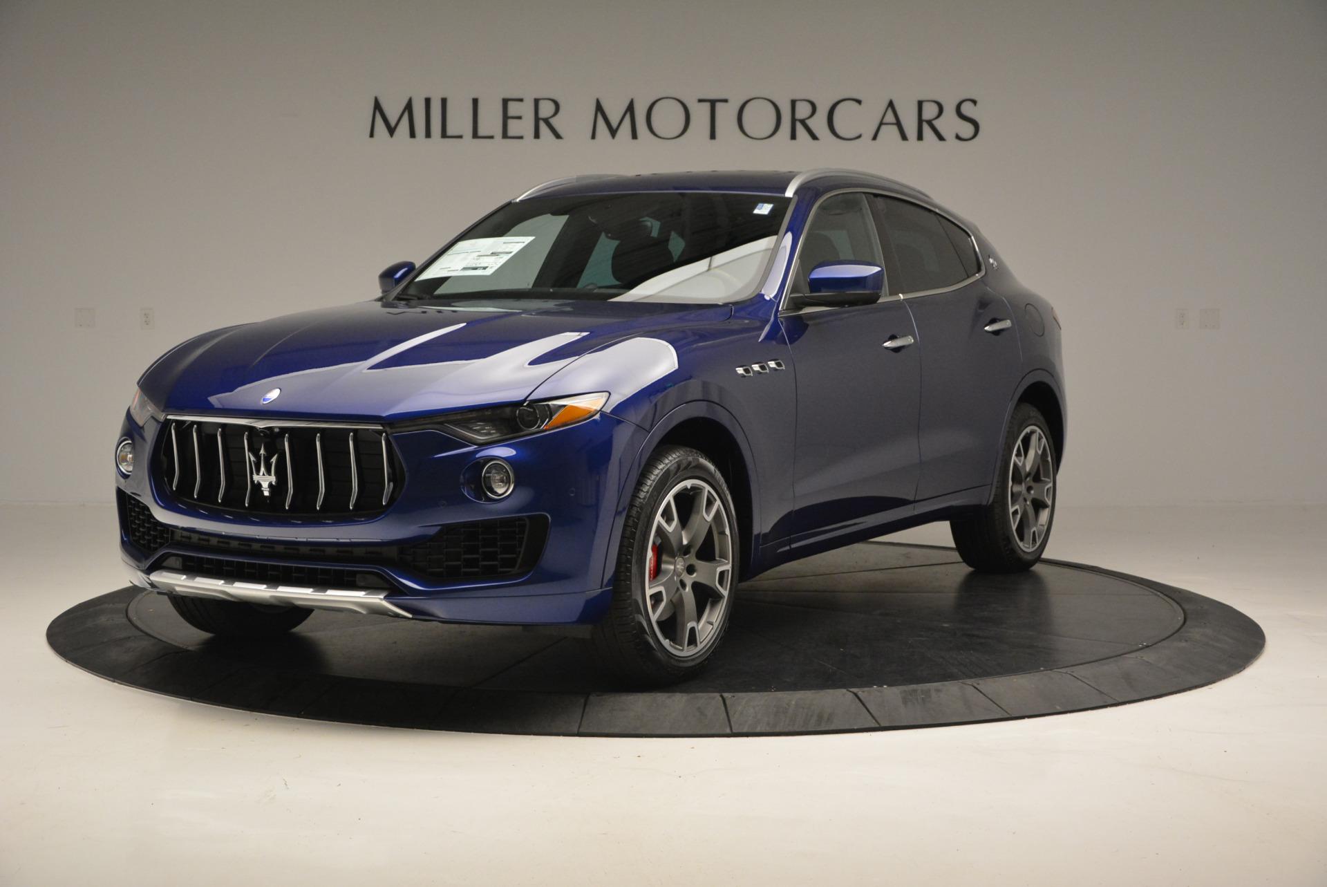 New 2017 Maserati Levante  For Sale In Greenwich, CT 692_main