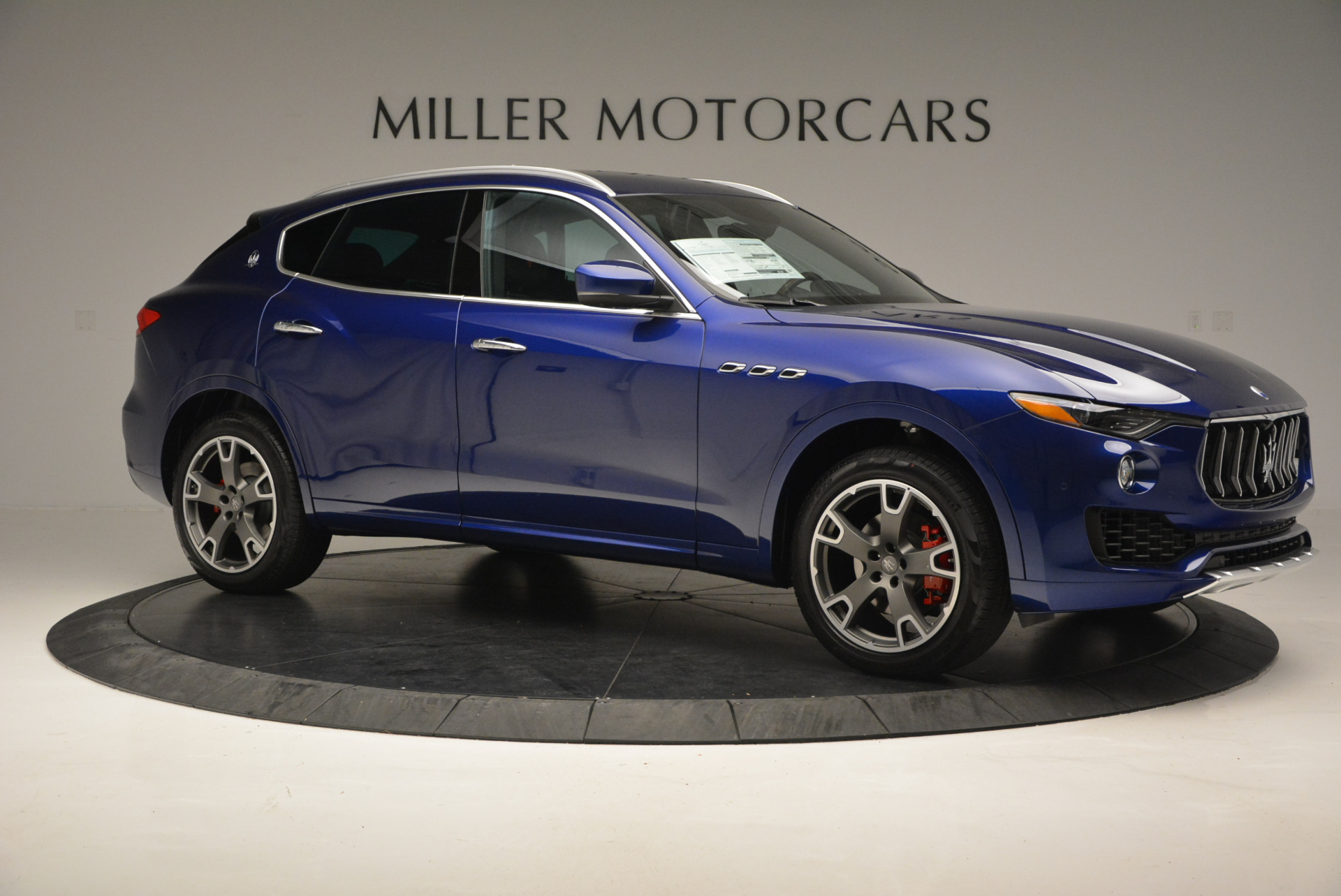 New 2017 Maserati Levante  For Sale In Greenwich, CT 692_p10