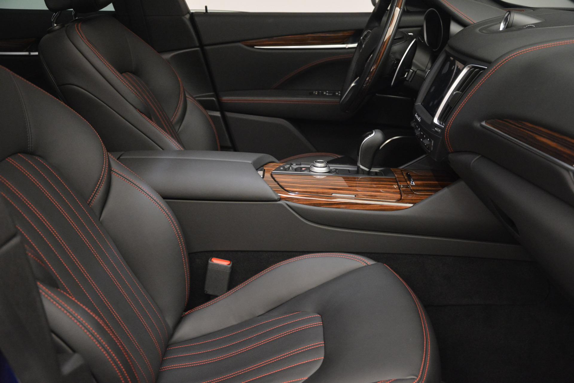 New 2017 Maserati Levante  For Sale In Greenwich, CT 692_p22