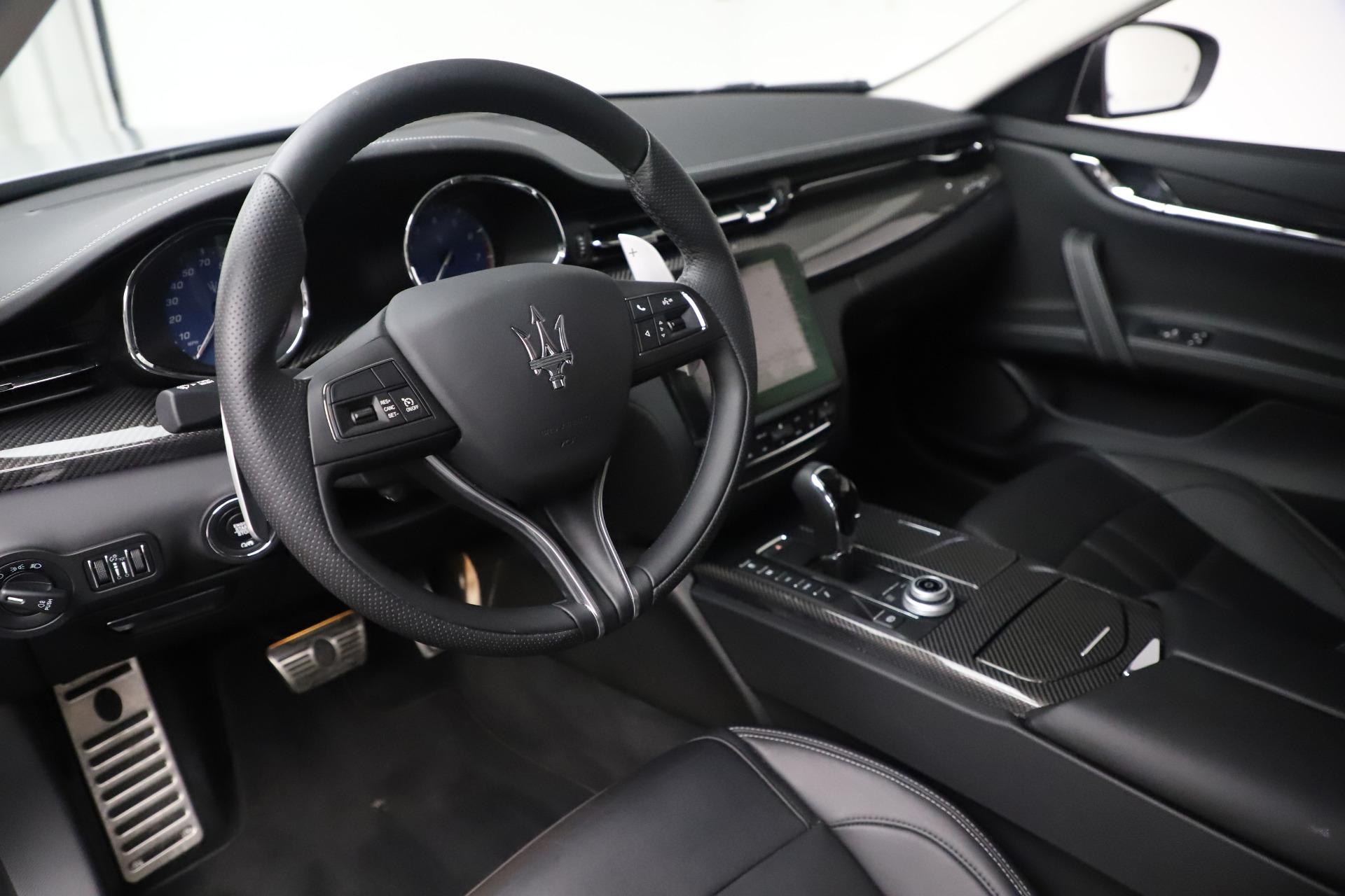 New 2017 Maserati Quattroporte S Q4 GranSport For Sale In Greenwich, CT 693_p13