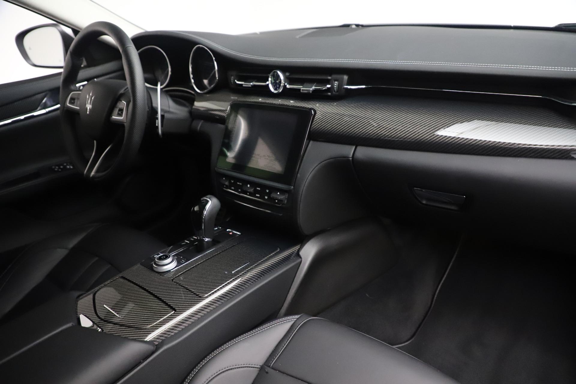 New 2017 Maserati Quattroporte S Q4 GranSport For Sale In Greenwich, CT 693_p21