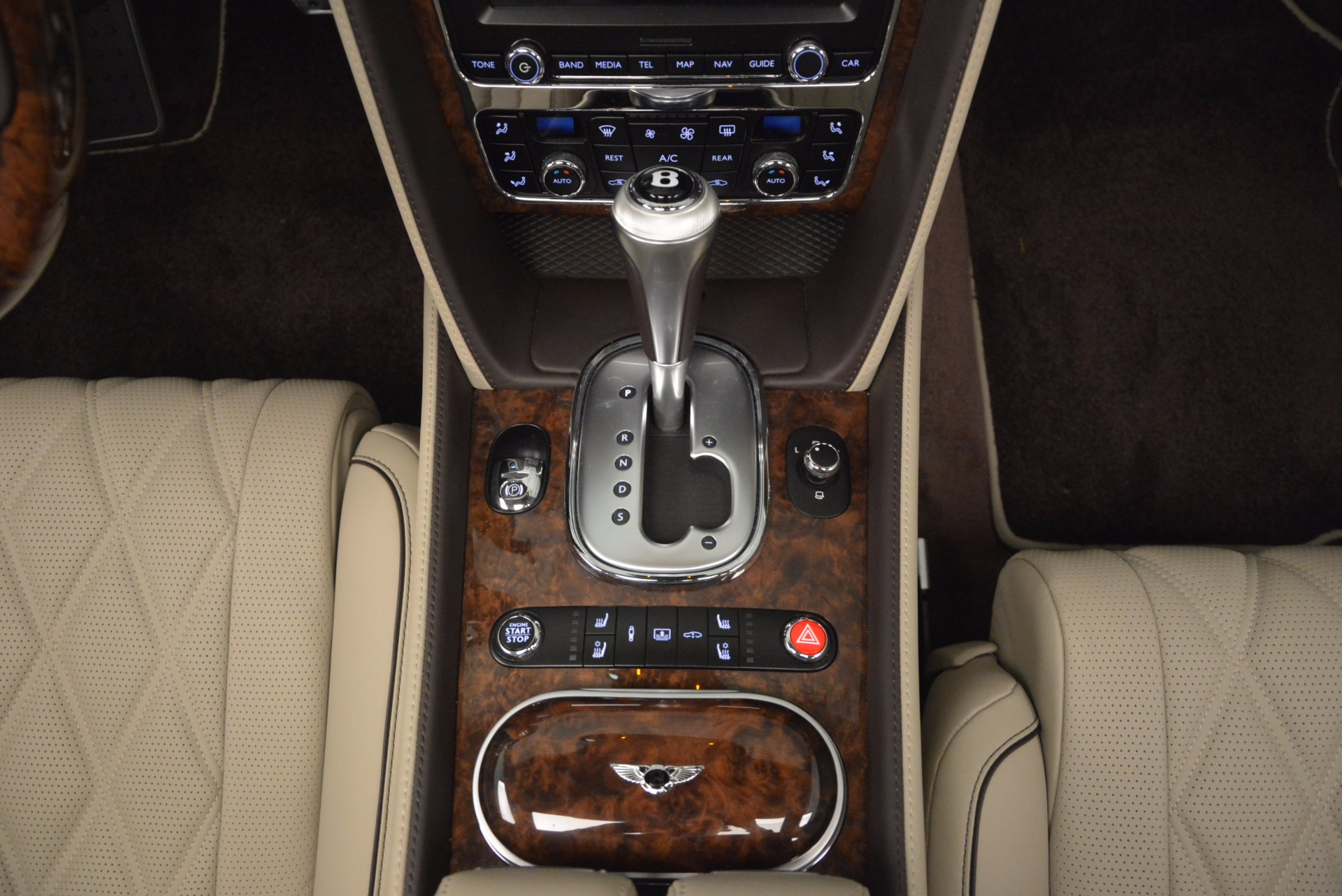 Used 2015 Bentley Flying Spur W12  For Sale In Greenwich, CT 694_p34