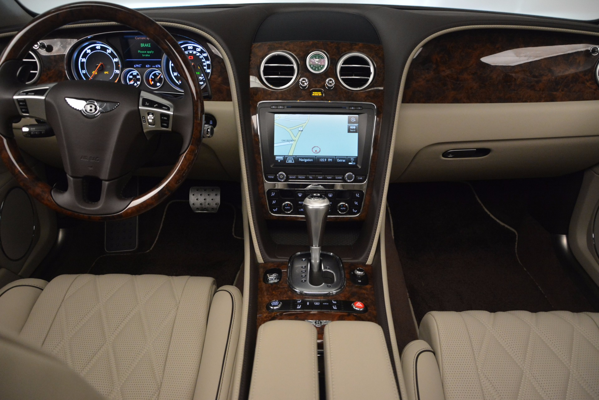 Used 2015 Bentley Flying Spur W12  For Sale In Greenwich, CT 694_p35