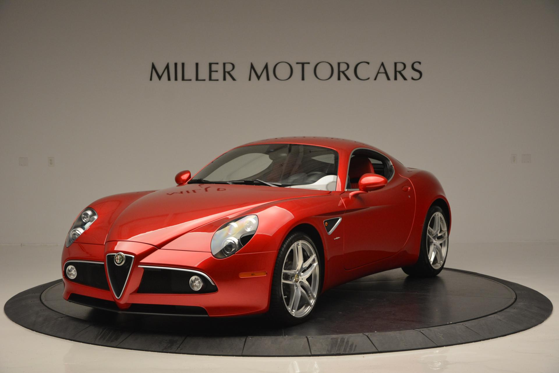 Used 2008 Alfa Romeo 8C  For Sale In Greenwich, CT 7_main