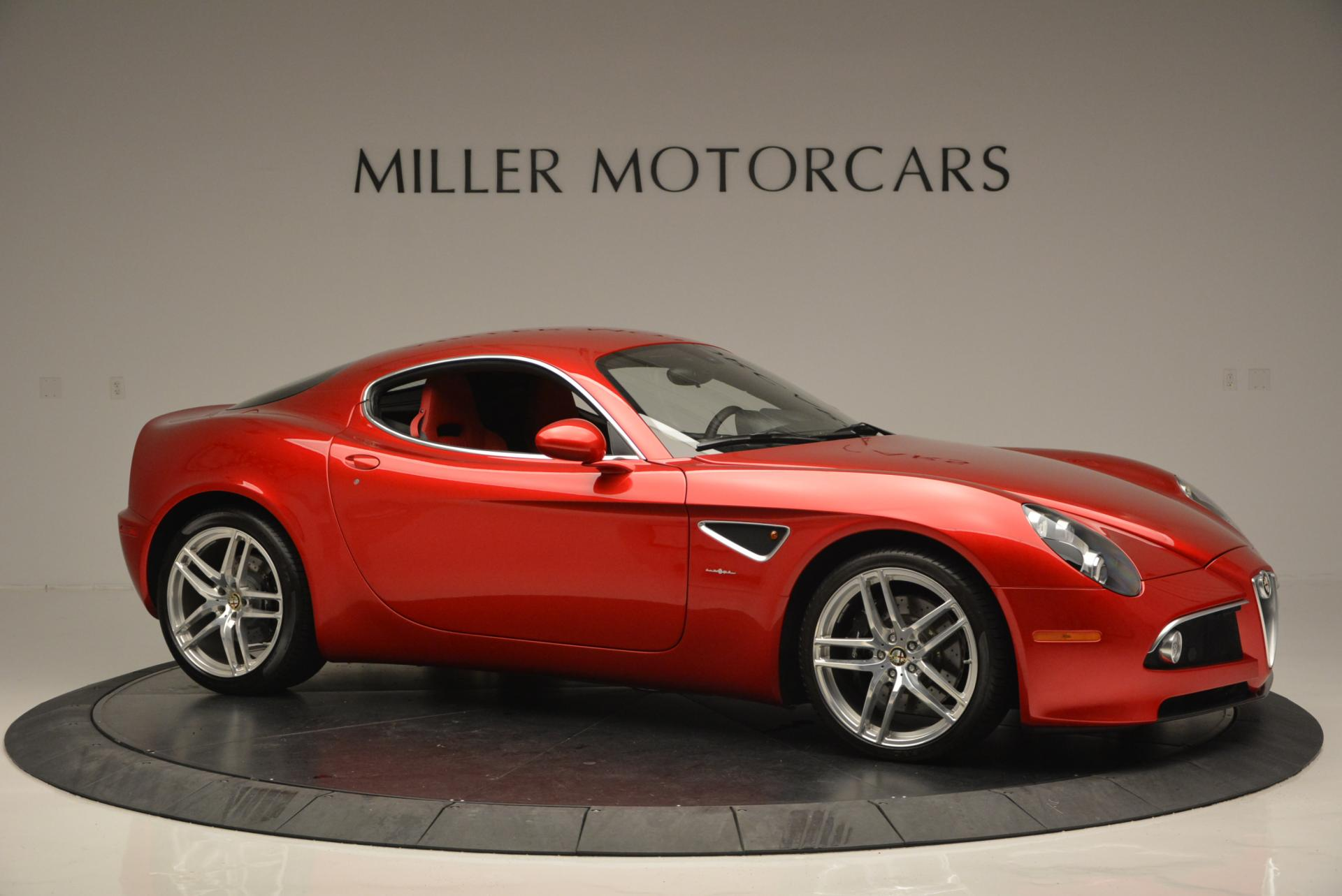 Used 2008 Alfa Romeo 8C  For Sale In Greenwich, CT 7_p10