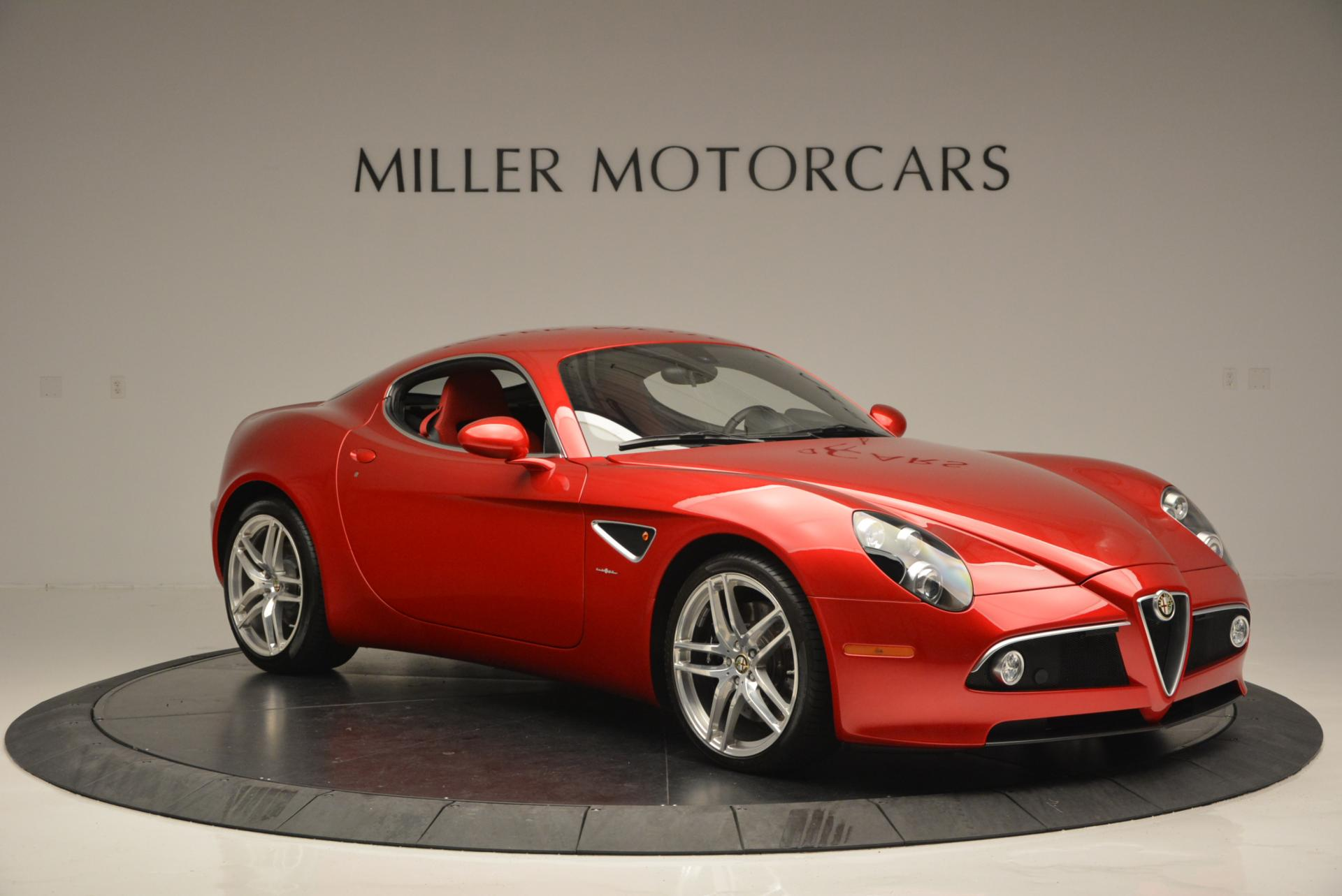 Used 2008 Alfa Romeo 8C  For Sale In Greenwich, CT 7_p11