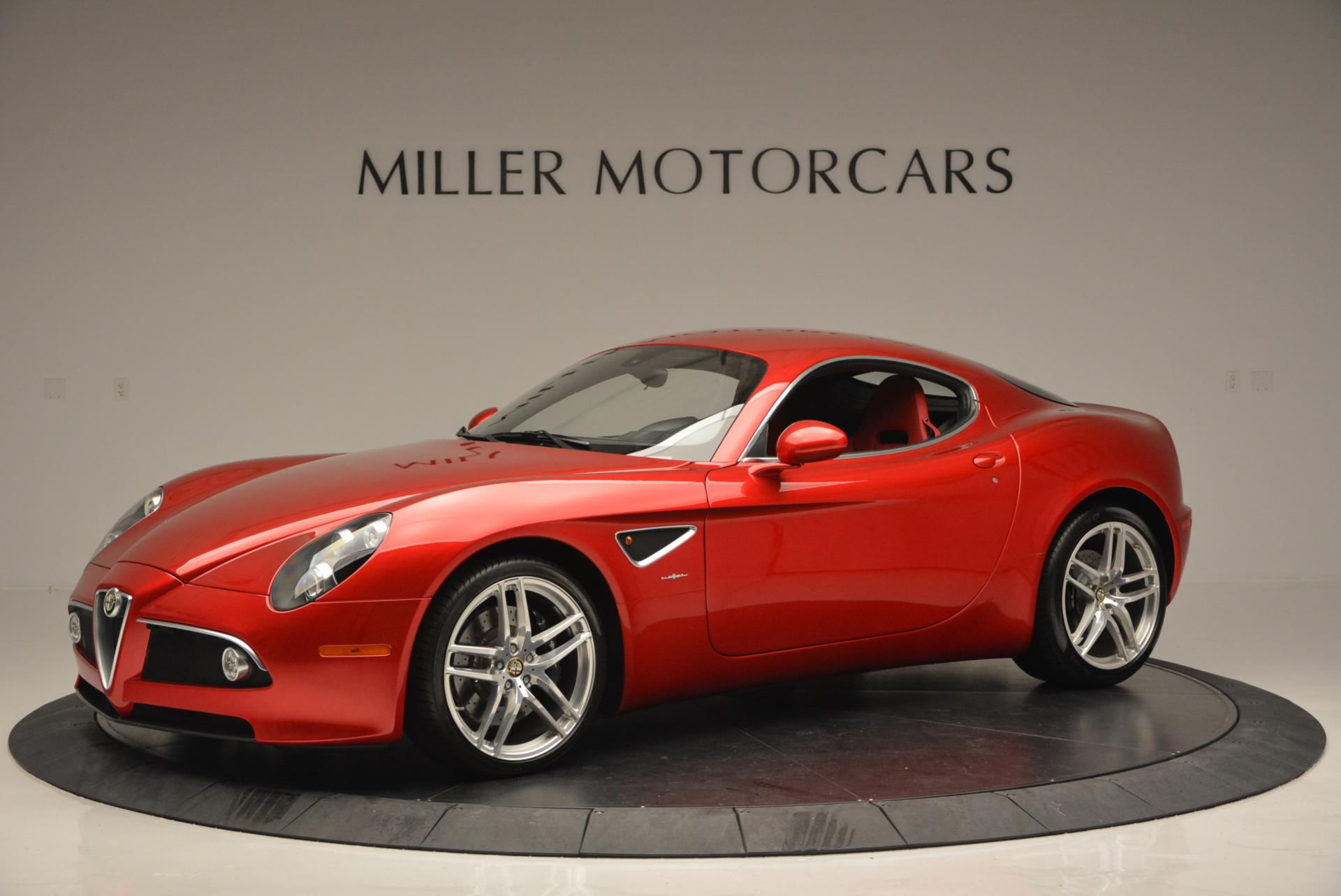 Used 2008 Alfa Romeo 8C  For Sale In Greenwich, CT 7_p2