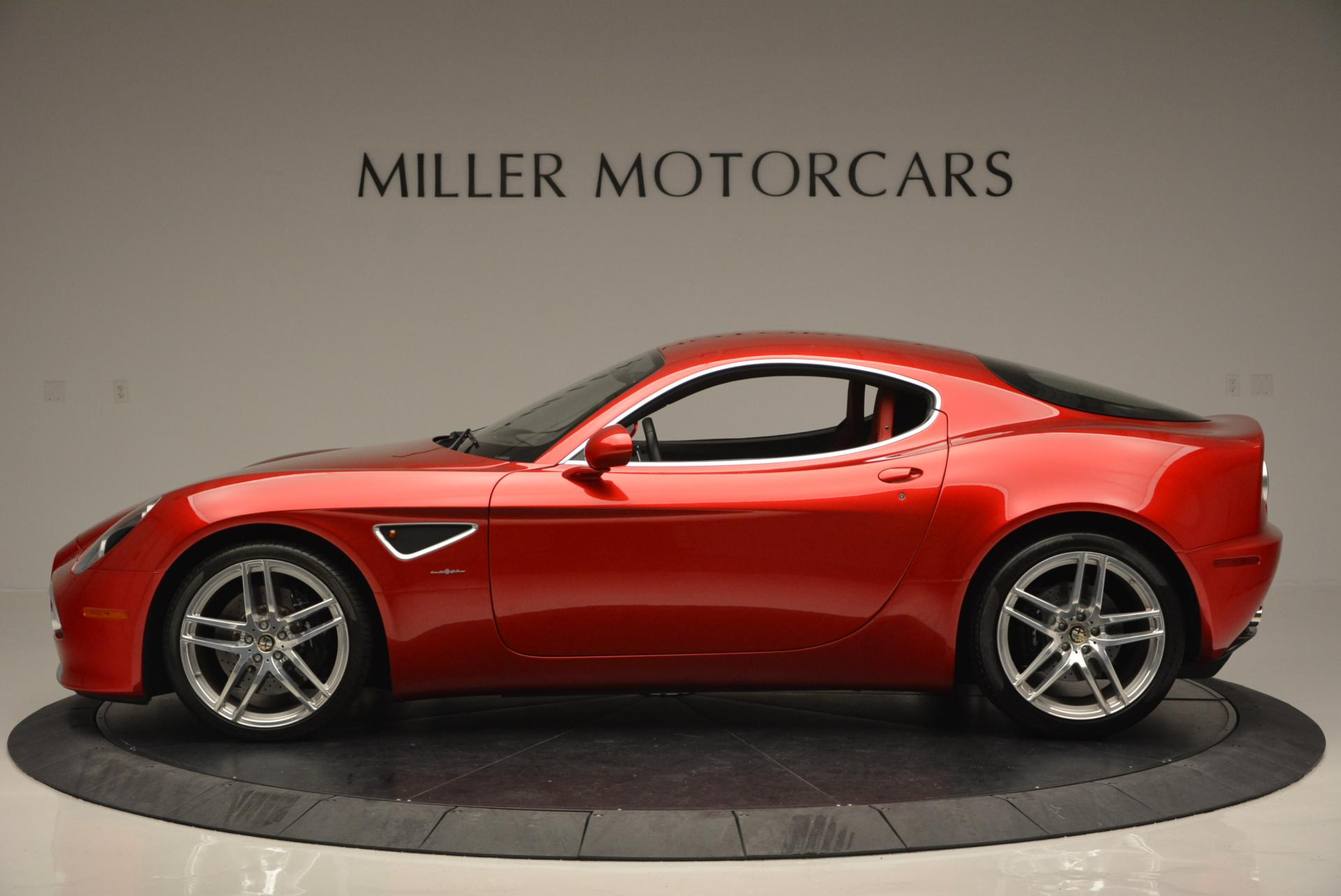 Used 2008 Alfa Romeo 8C  For Sale In Greenwich, CT 7_p3
