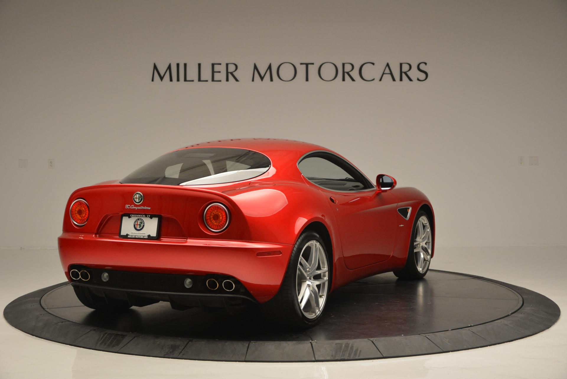 Used 2008 Alfa Romeo 8C  For Sale In Greenwich, CT 7_p7