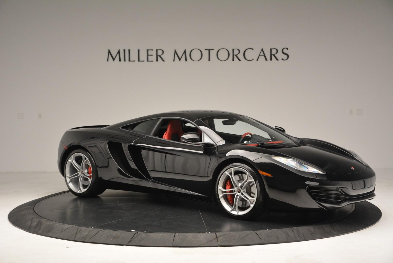 Used 2012 McLaren 12C Coupe For Sale In Greenwich, CT 70_p10