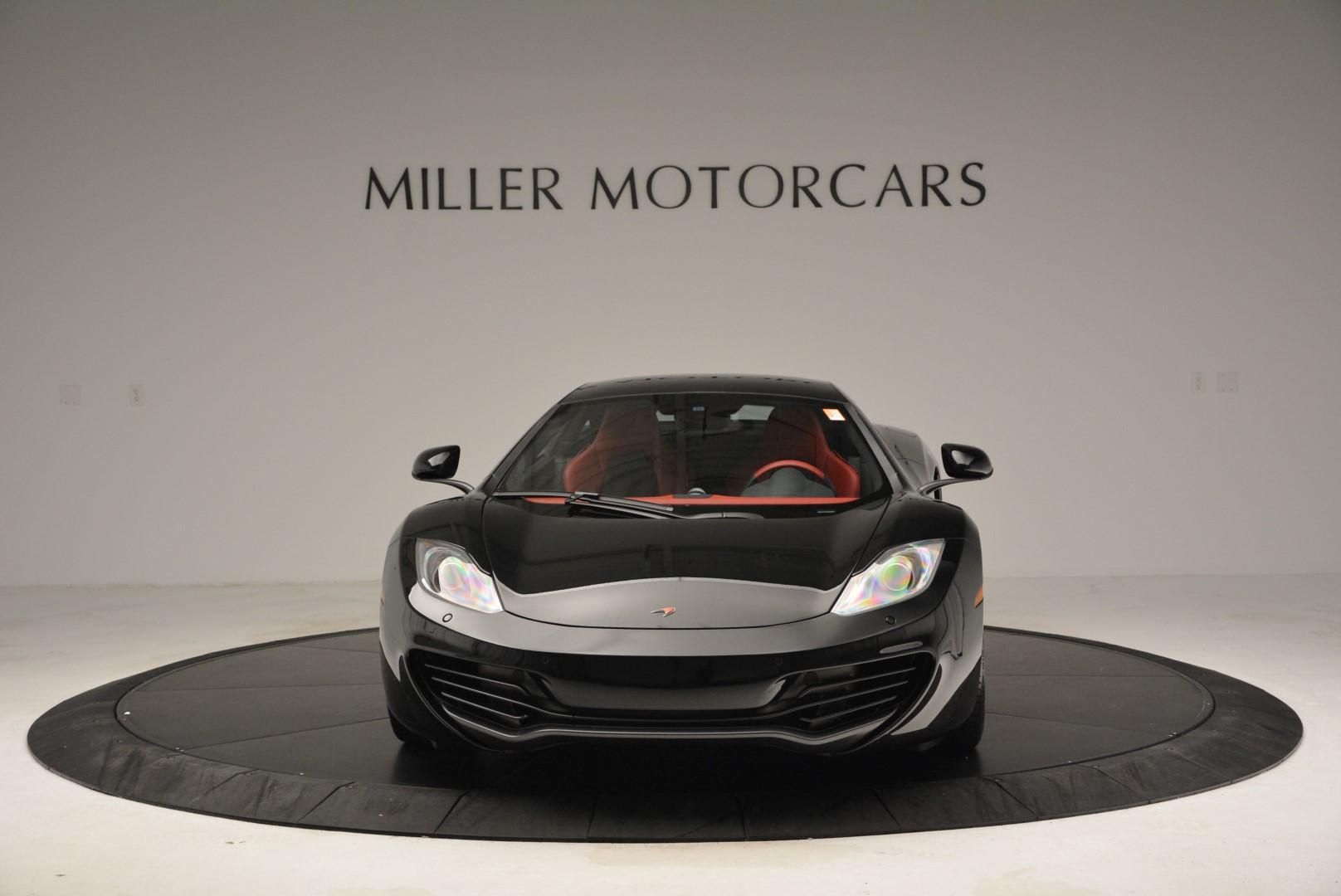 Used 2012 McLaren 12C Coupe For Sale In Greenwich, CT 70_p12