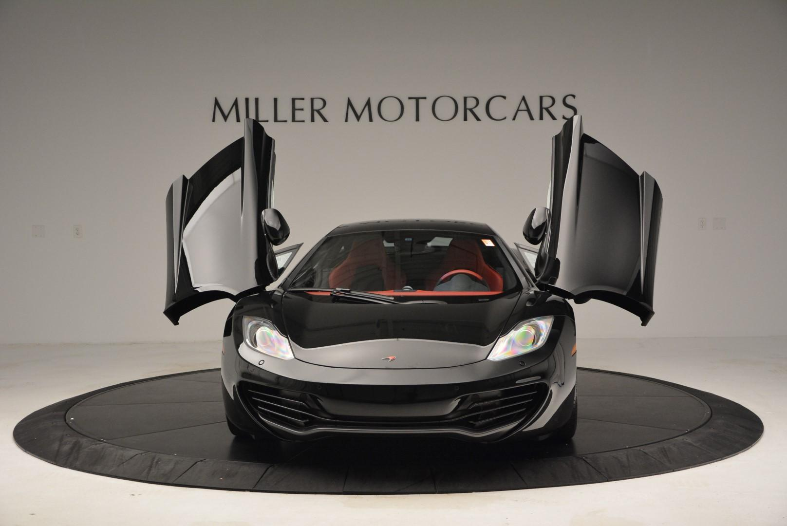 Used 2012 McLaren 12C Coupe For Sale In Greenwich, CT 70_p13