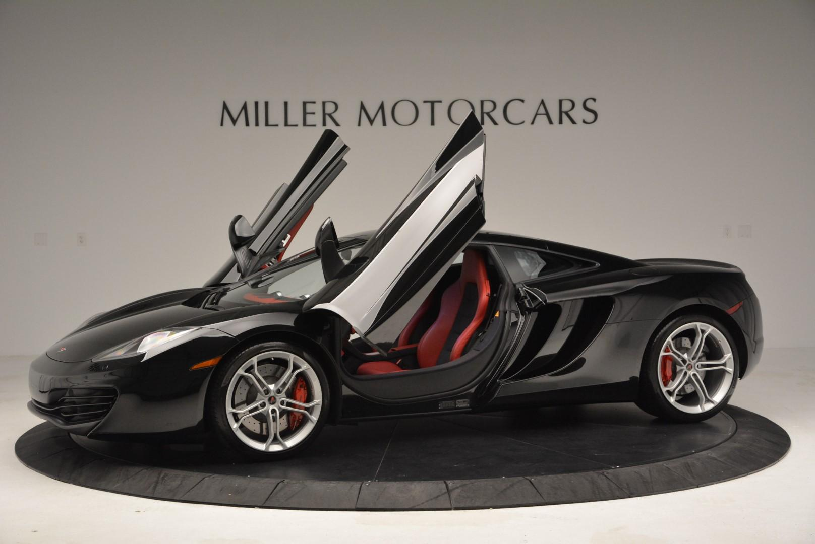 Used 2012 McLaren 12C Coupe For Sale In Greenwich, CT 70_p14