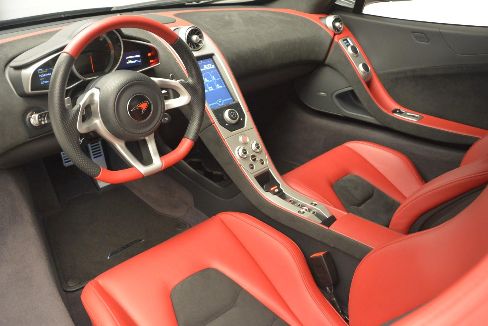 Used 2012 McLaren 12C Coupe For Sale In Greenwich, CT 70_p15